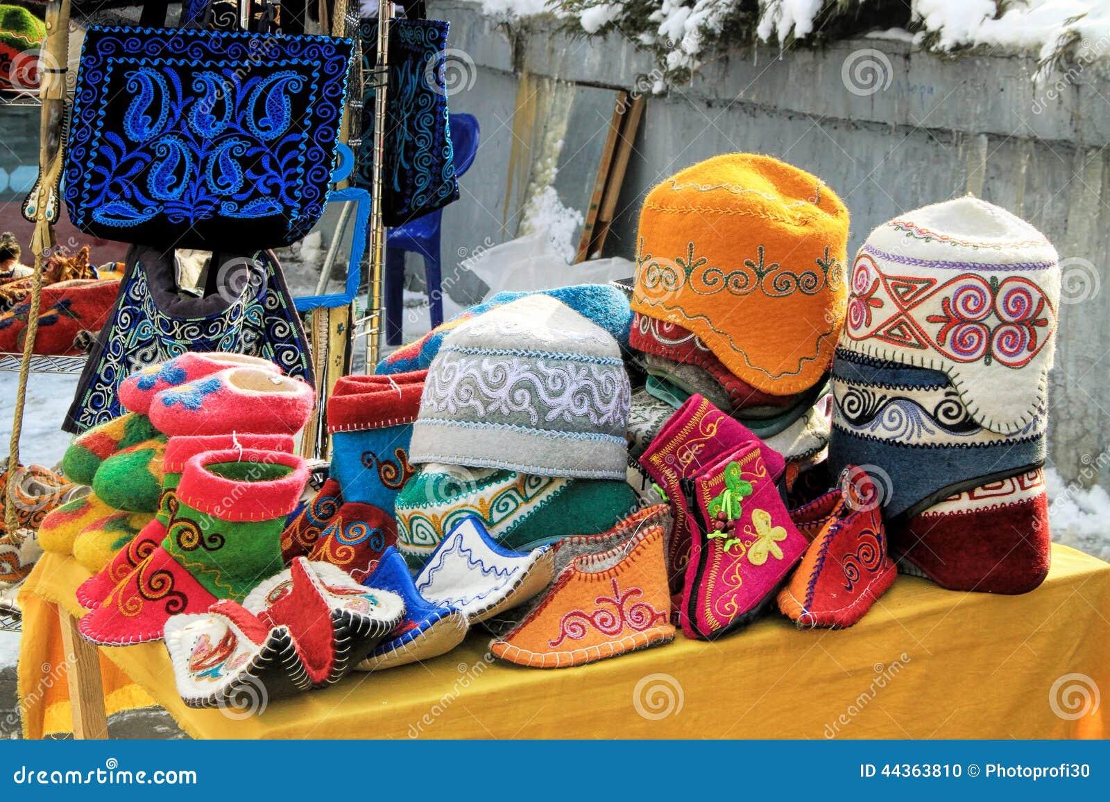 Kyrgyzstan Arts And Crafts