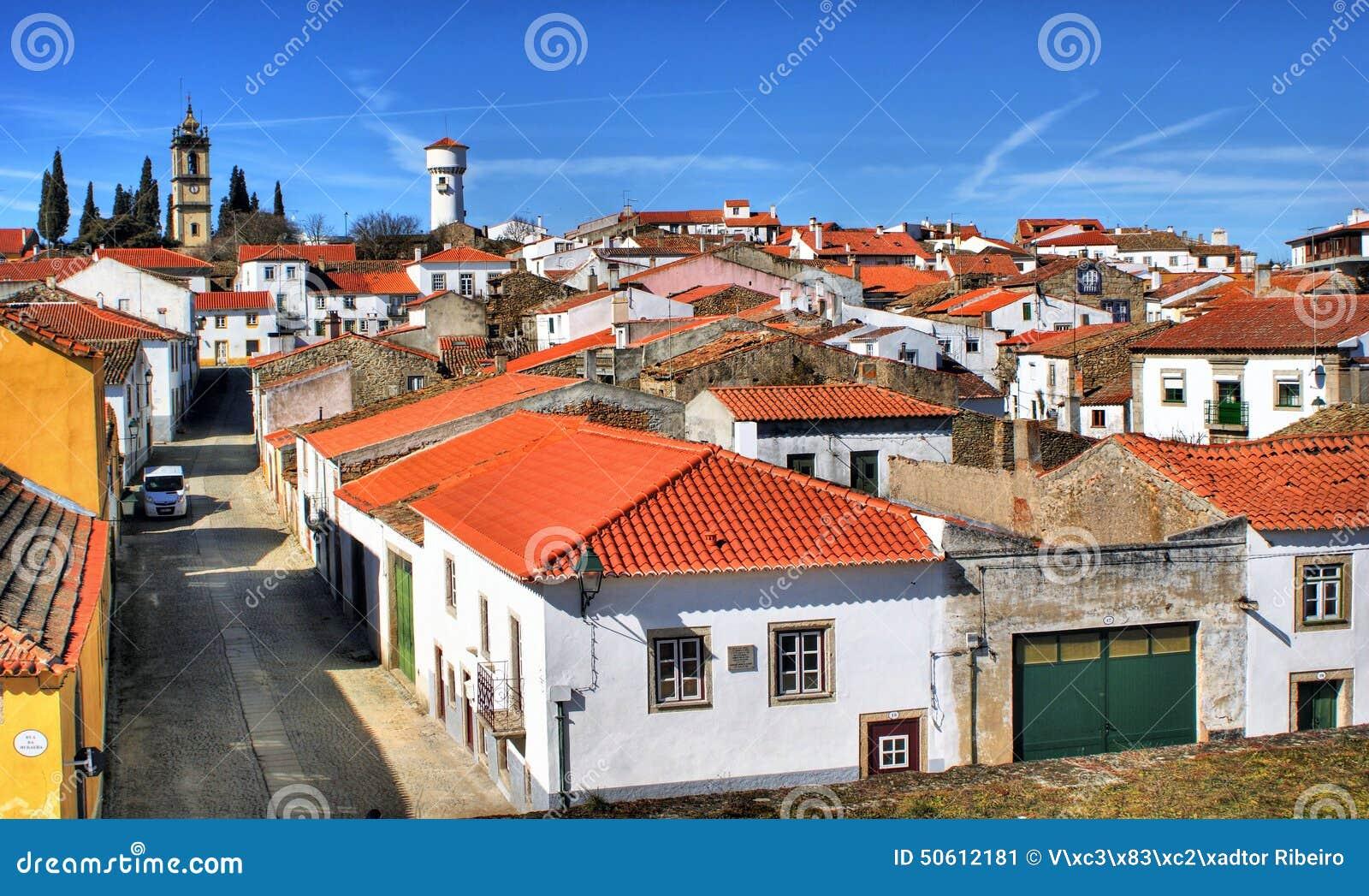 Almeida historical village