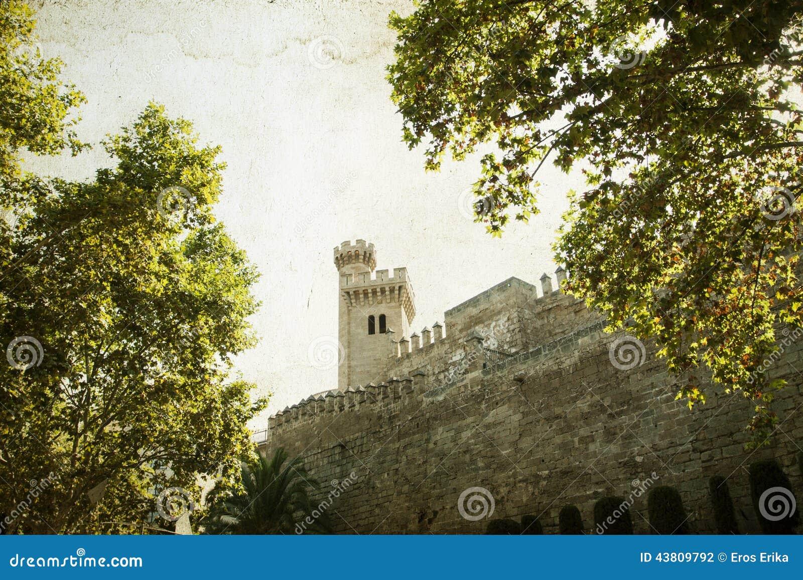 Almudaina Palace, Palma de Mallorca