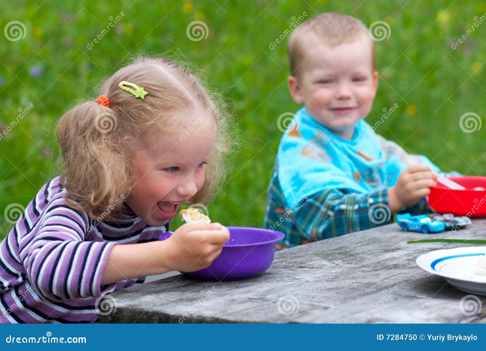 Almuerzo al aire libre