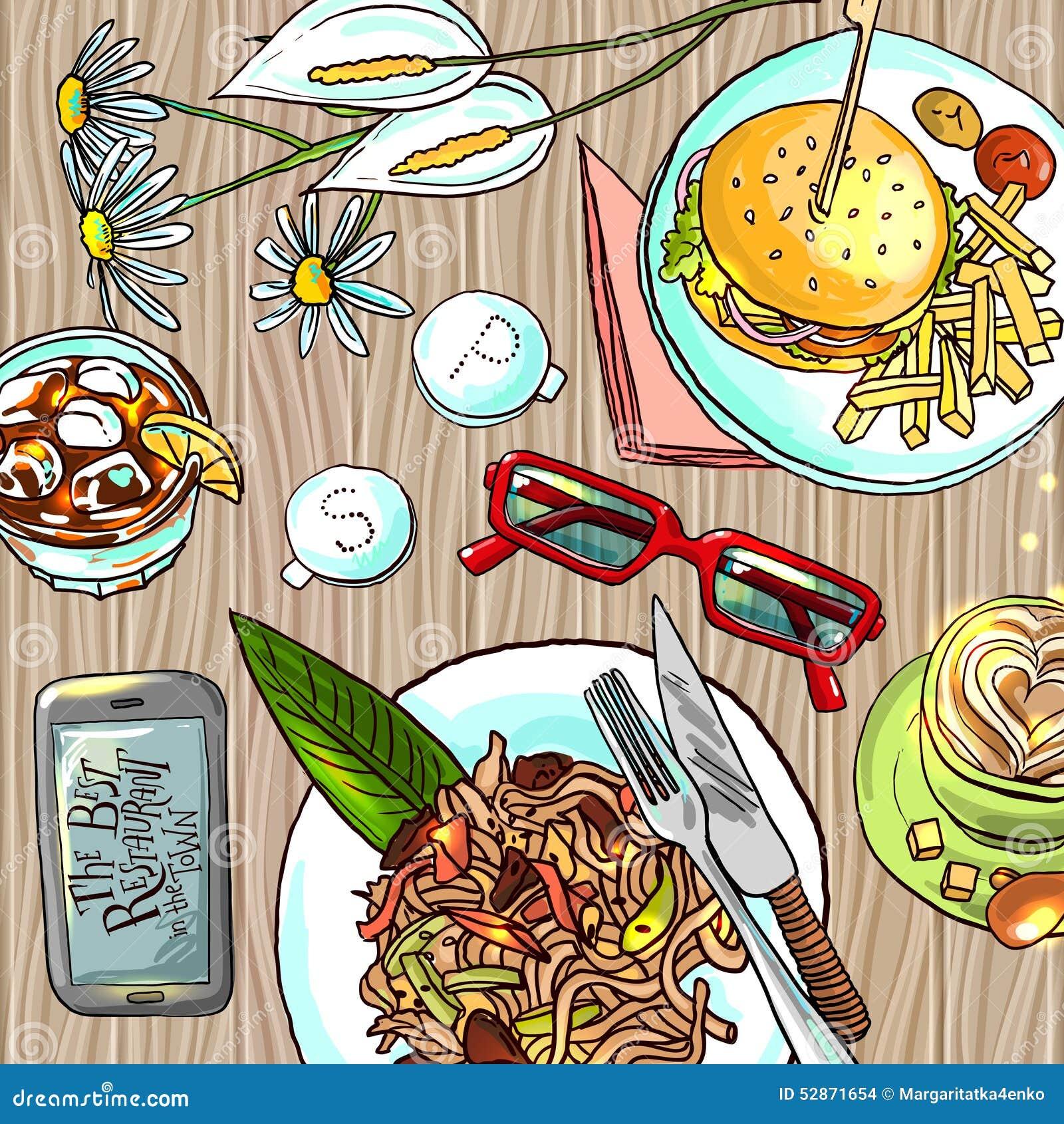 Almuerzo de asunto