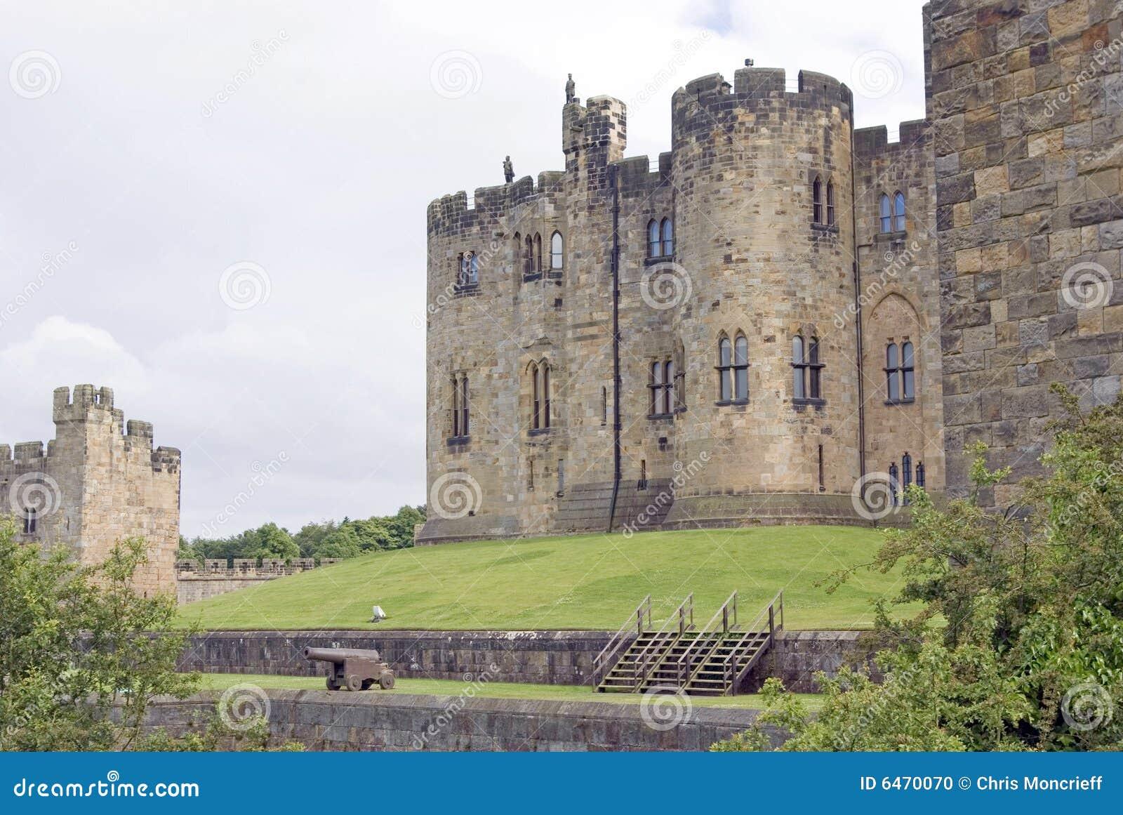 Alnwick zamku