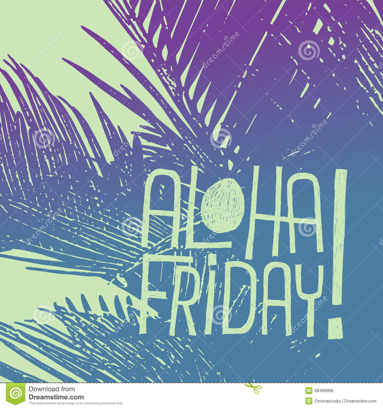 Aloha friday vector quote for friday relax stock vector aloha friday vector quote for friday relax voltagebd Choice Image