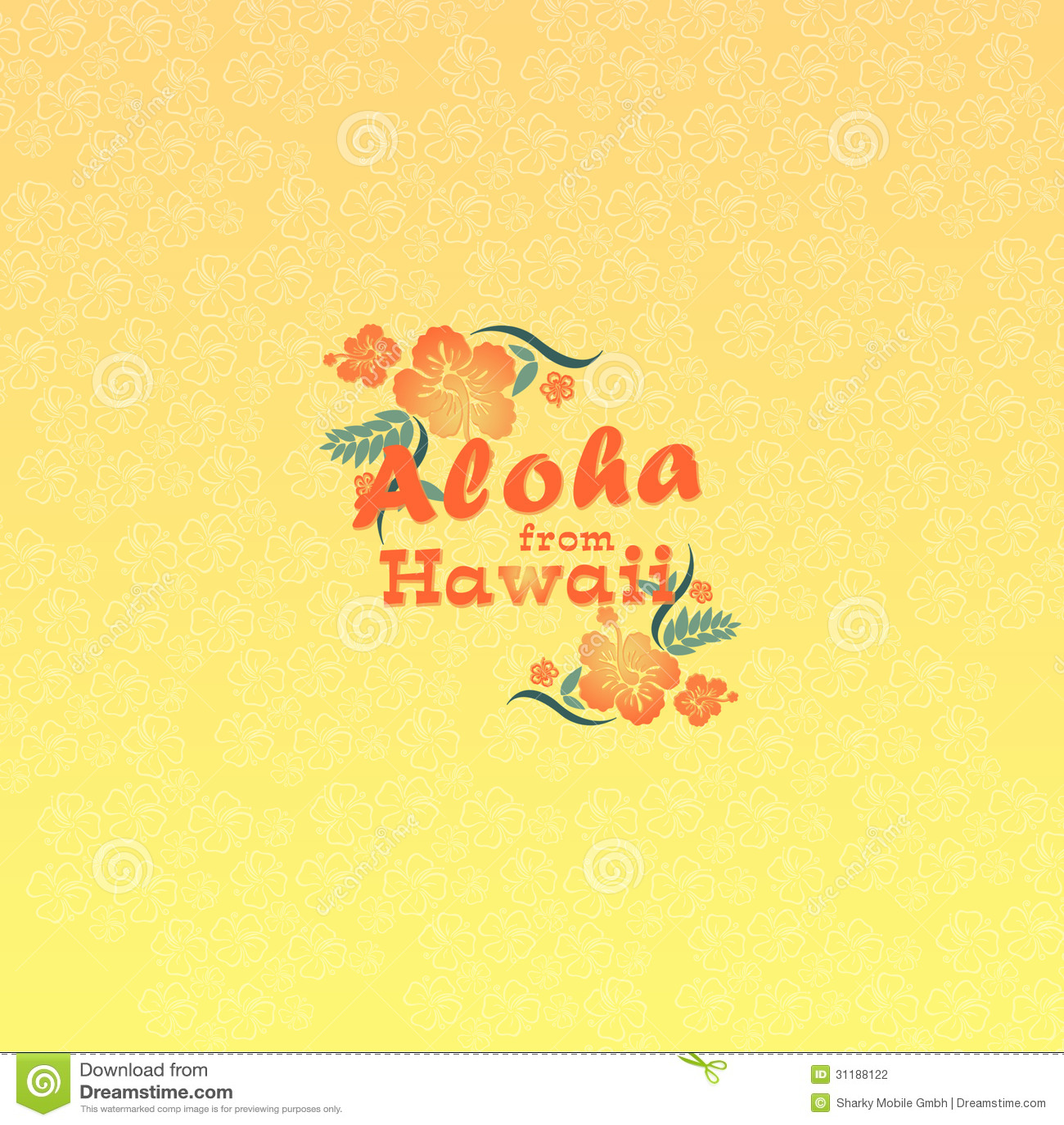 Aloha from hawaii  вконтакте