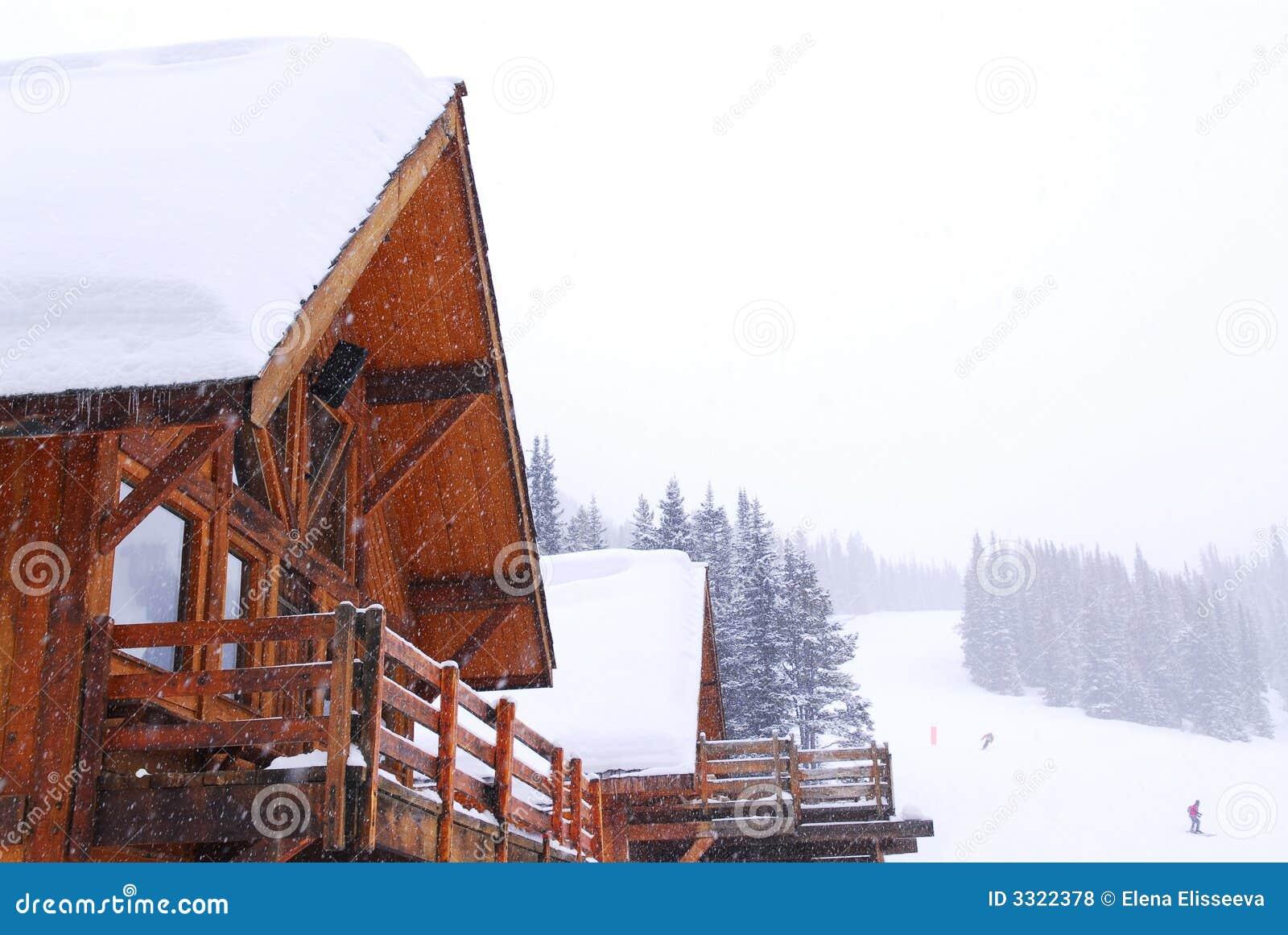 Alojamento da montanha
