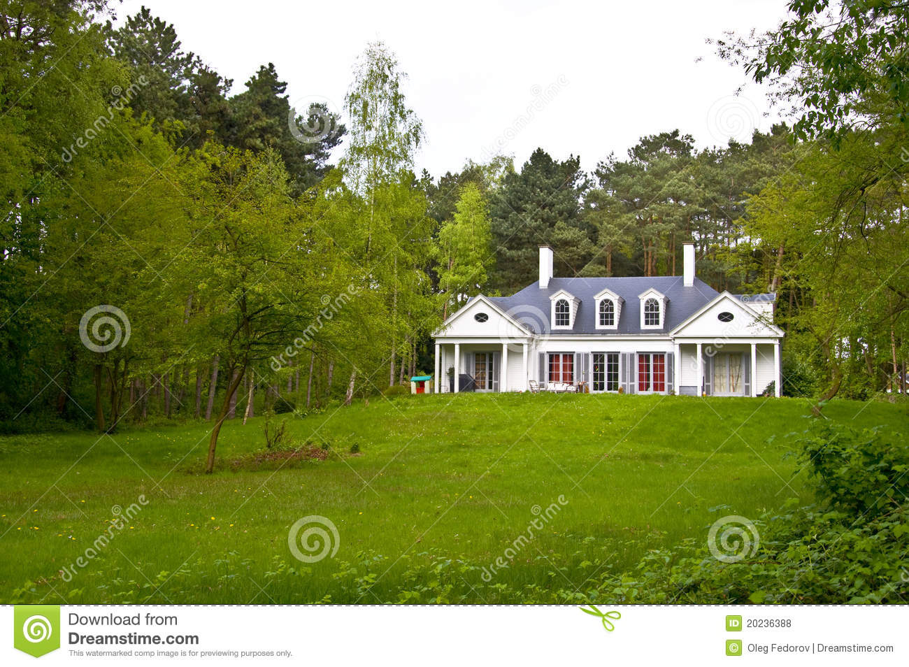 Alone house royalty free stock photos image 20236388 for Free house photos