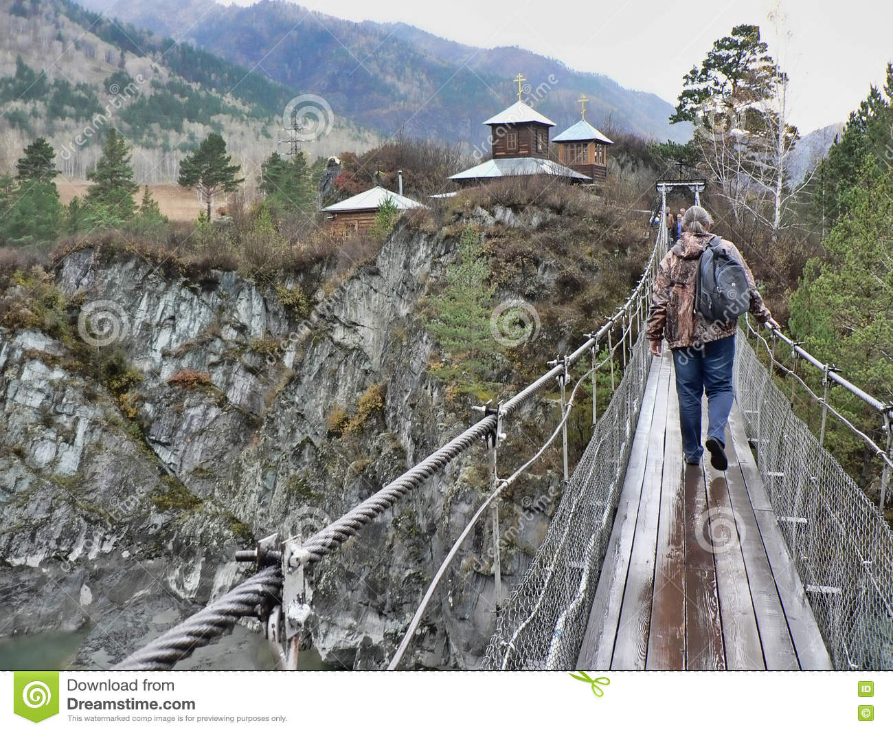 In Altai, Sibmost will build a bridge and reconstruct the Chui road 93