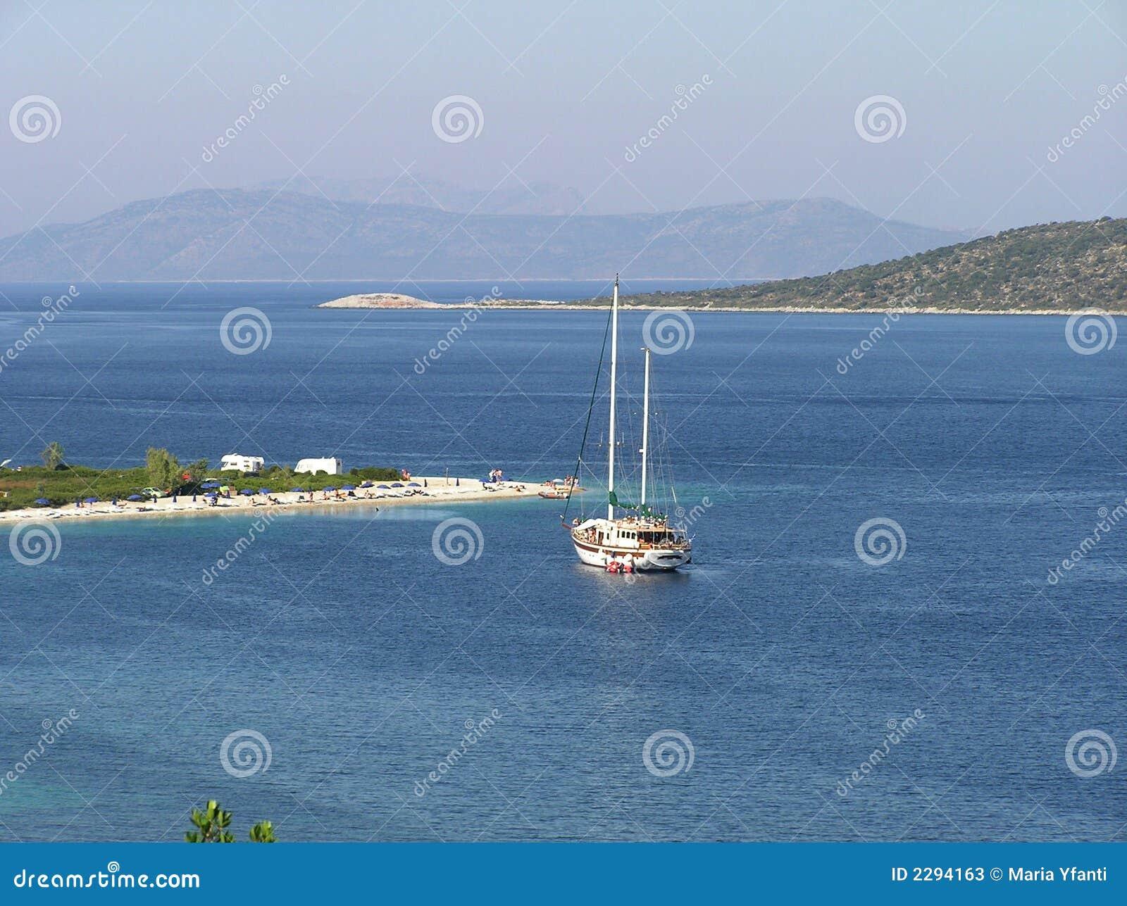 Alonisos Insel