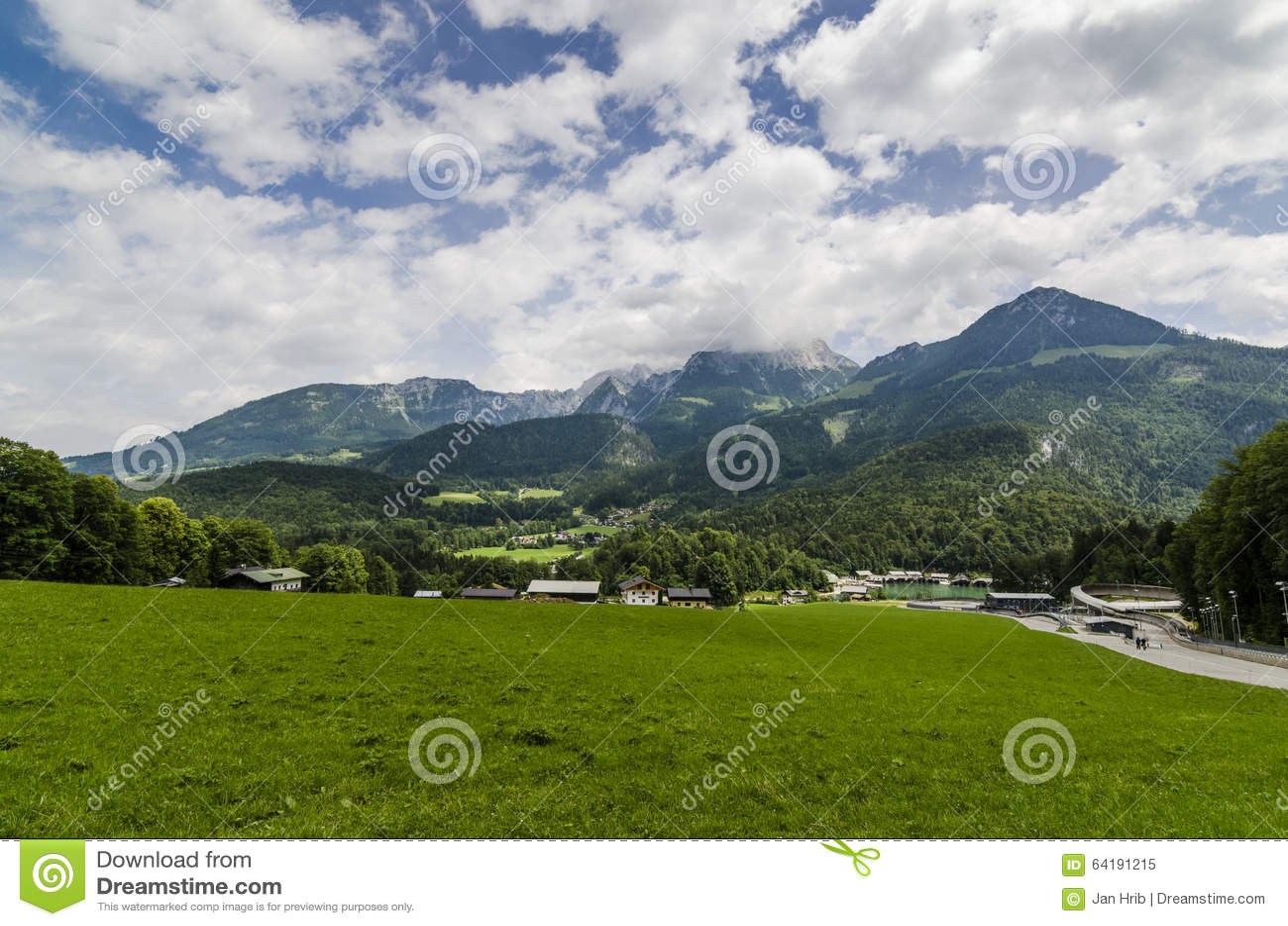 Alpen Konigsee
