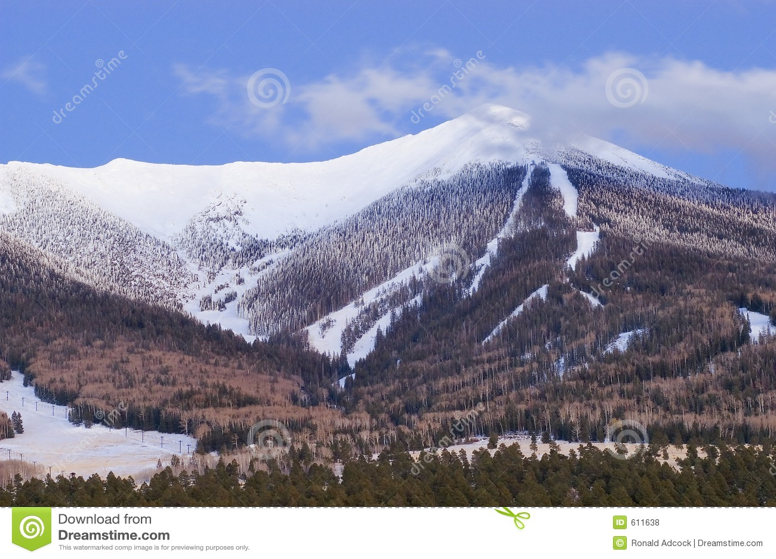 Alpenglow op Onderstel Humphries