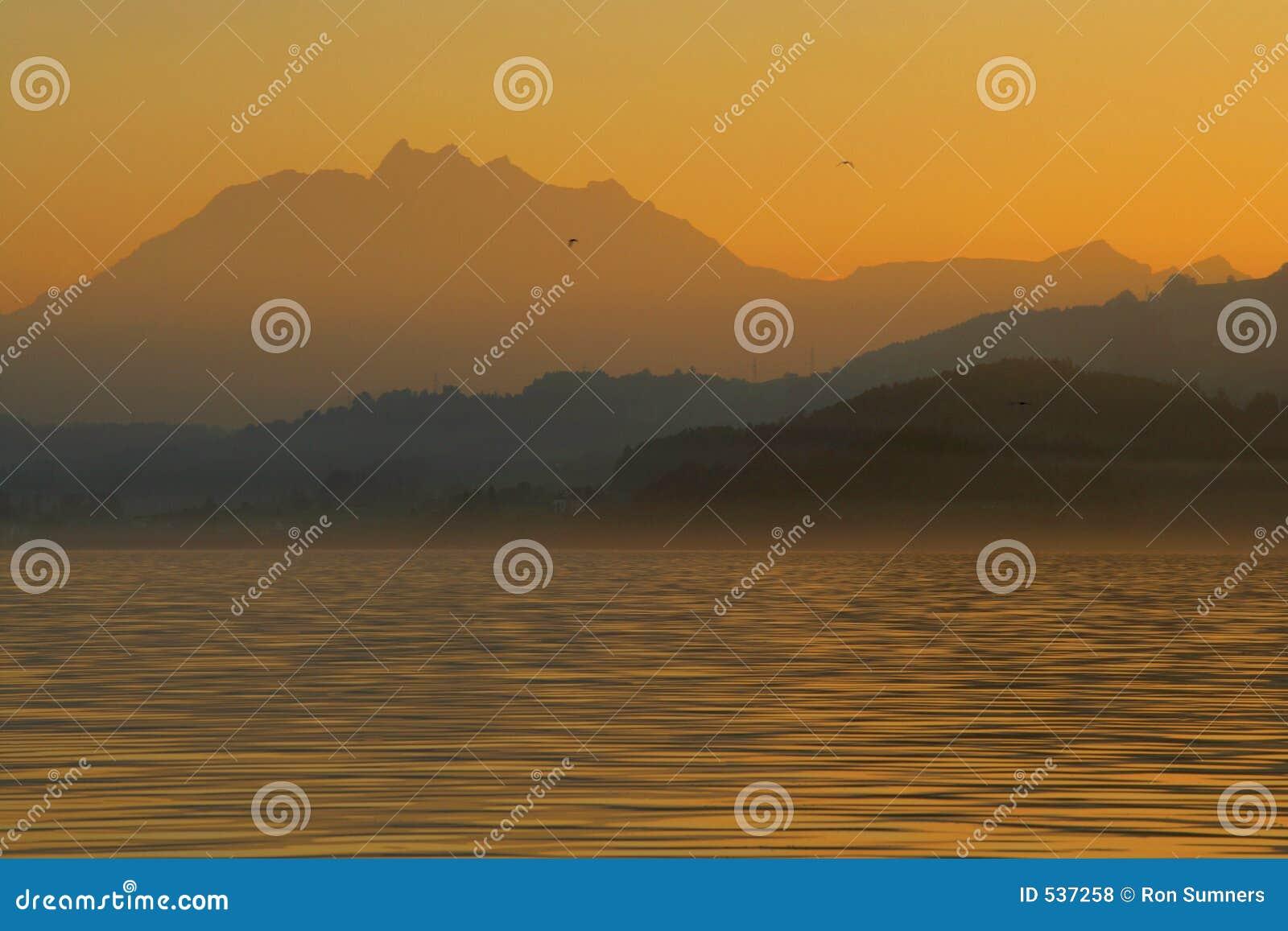 Alpes crepusculares