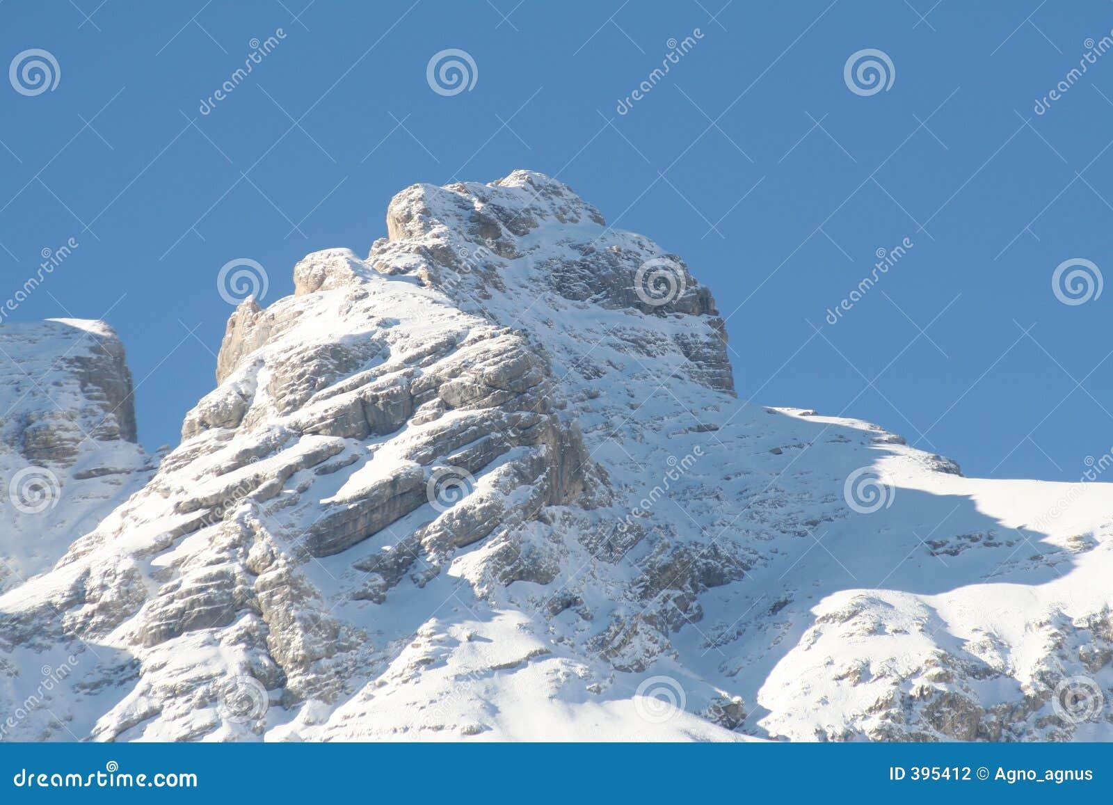 Alpes - dolomites - l Italie