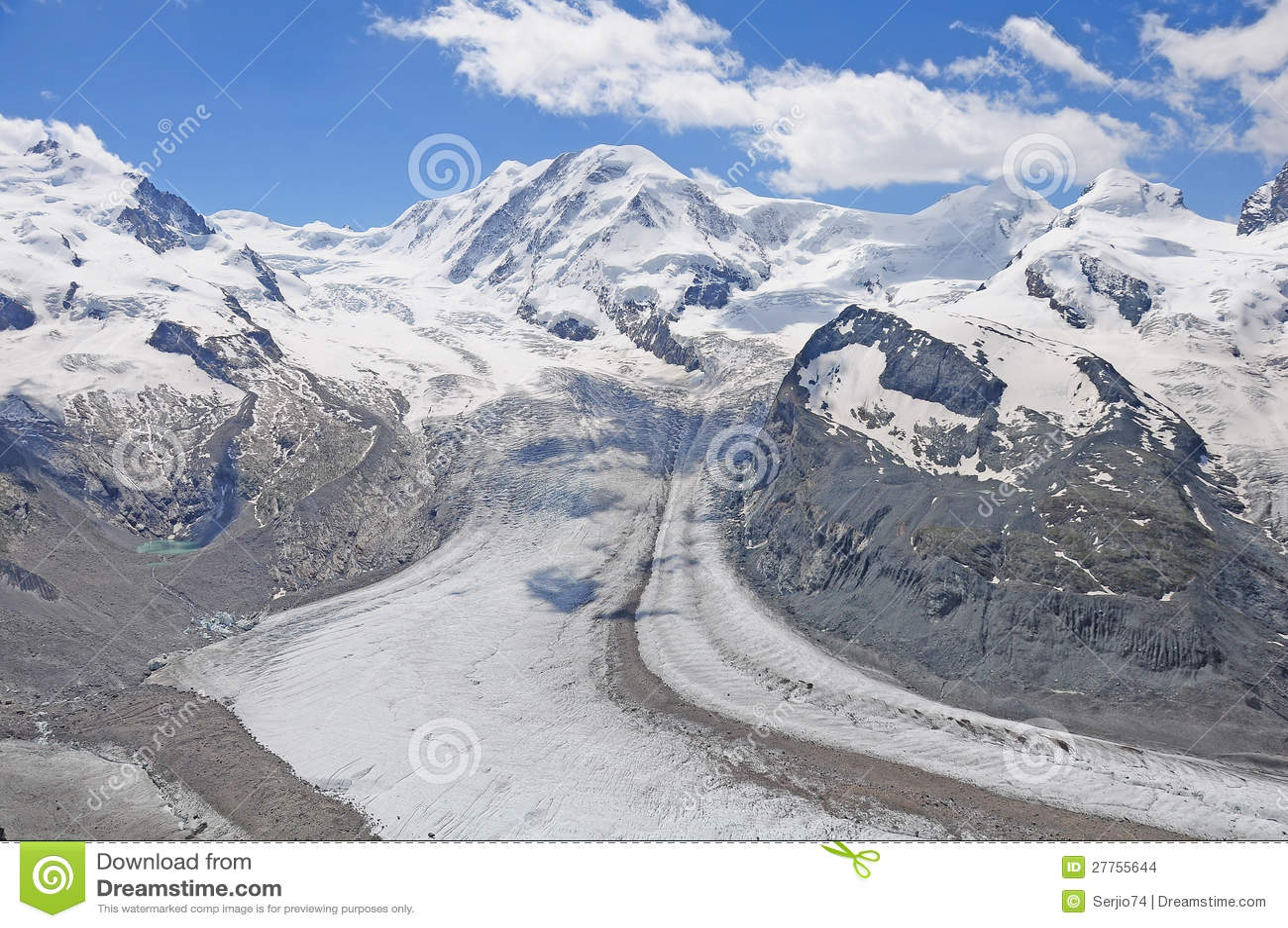 Alpes suisses.