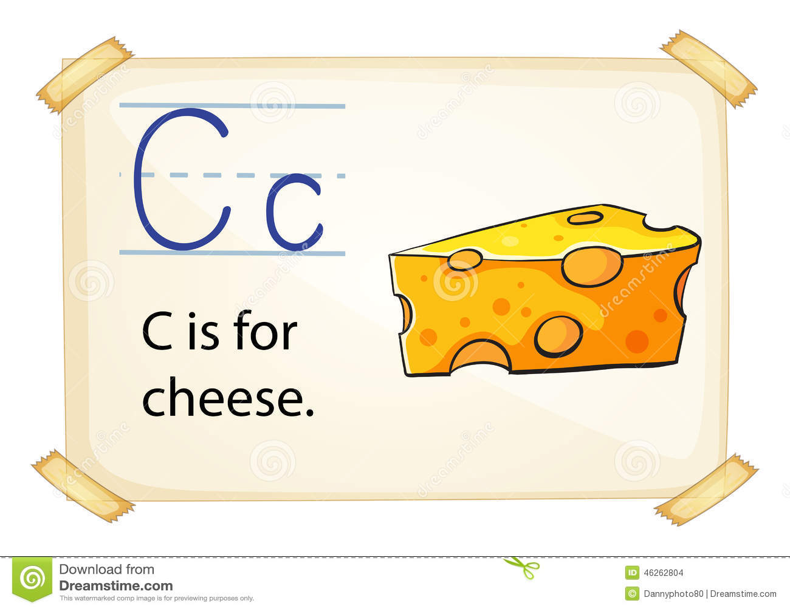 Alphabe C