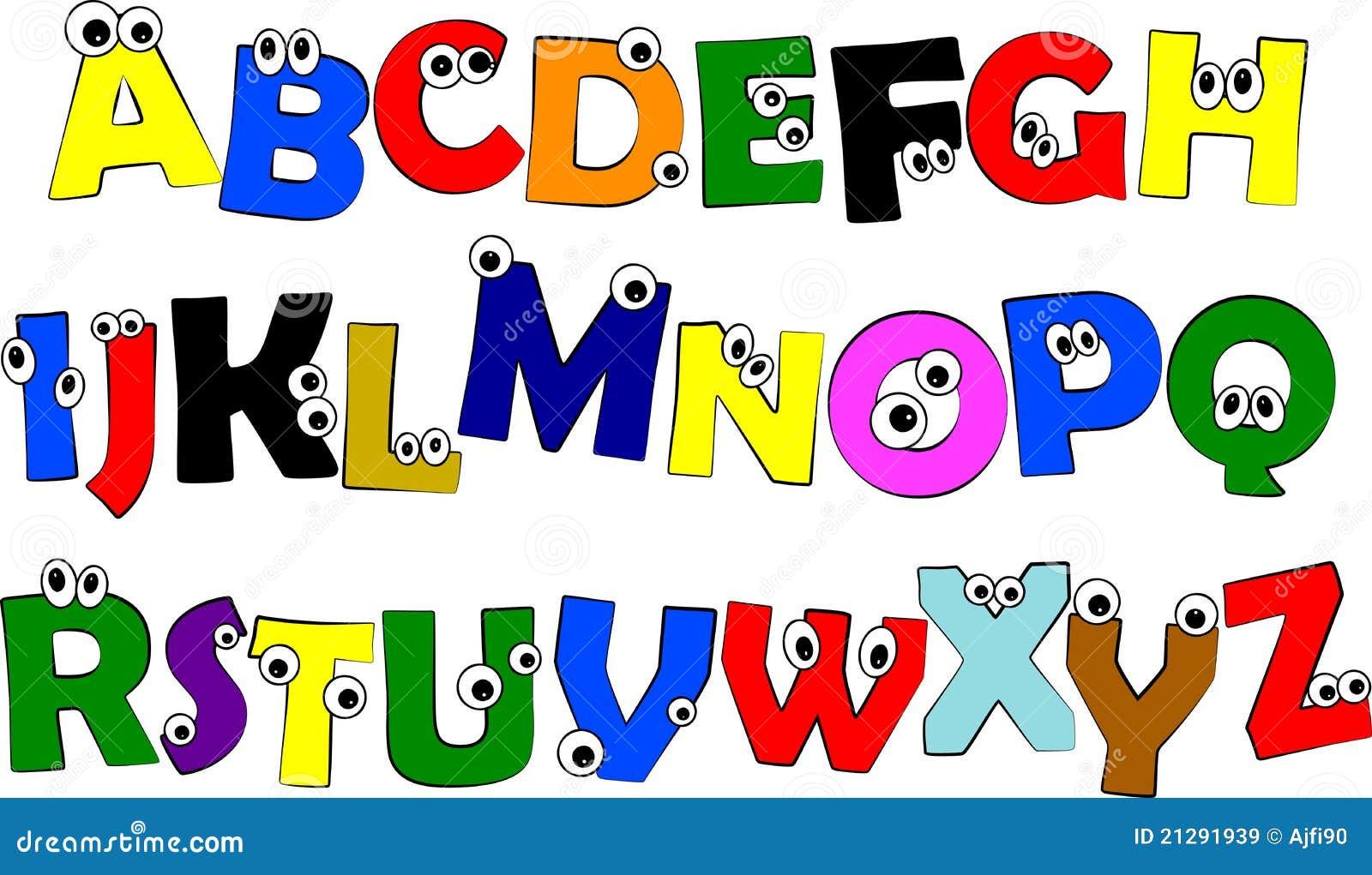 Alphabet Royalty Free Stock Images - Image: 21291939