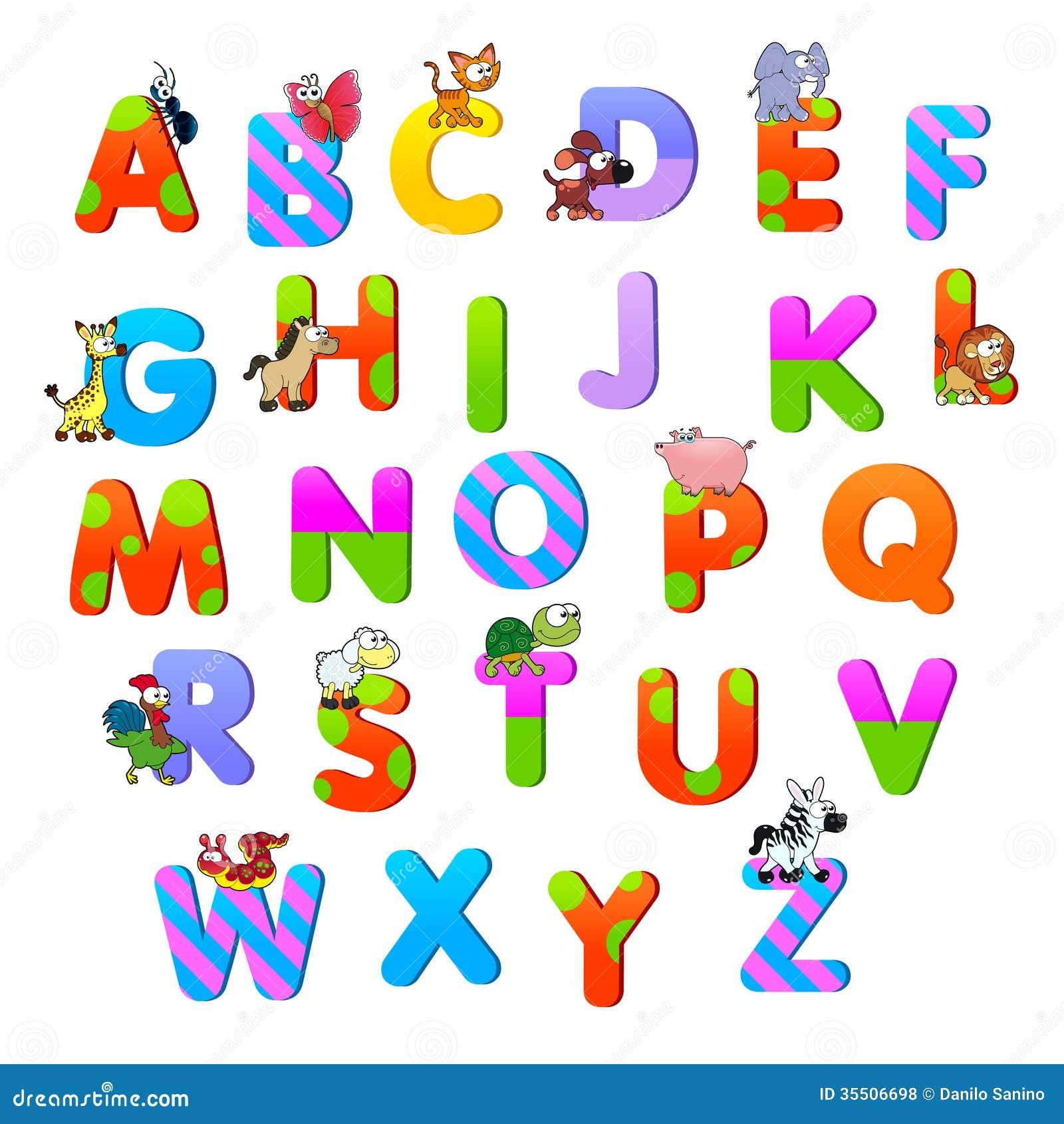 Animal Names Letter P