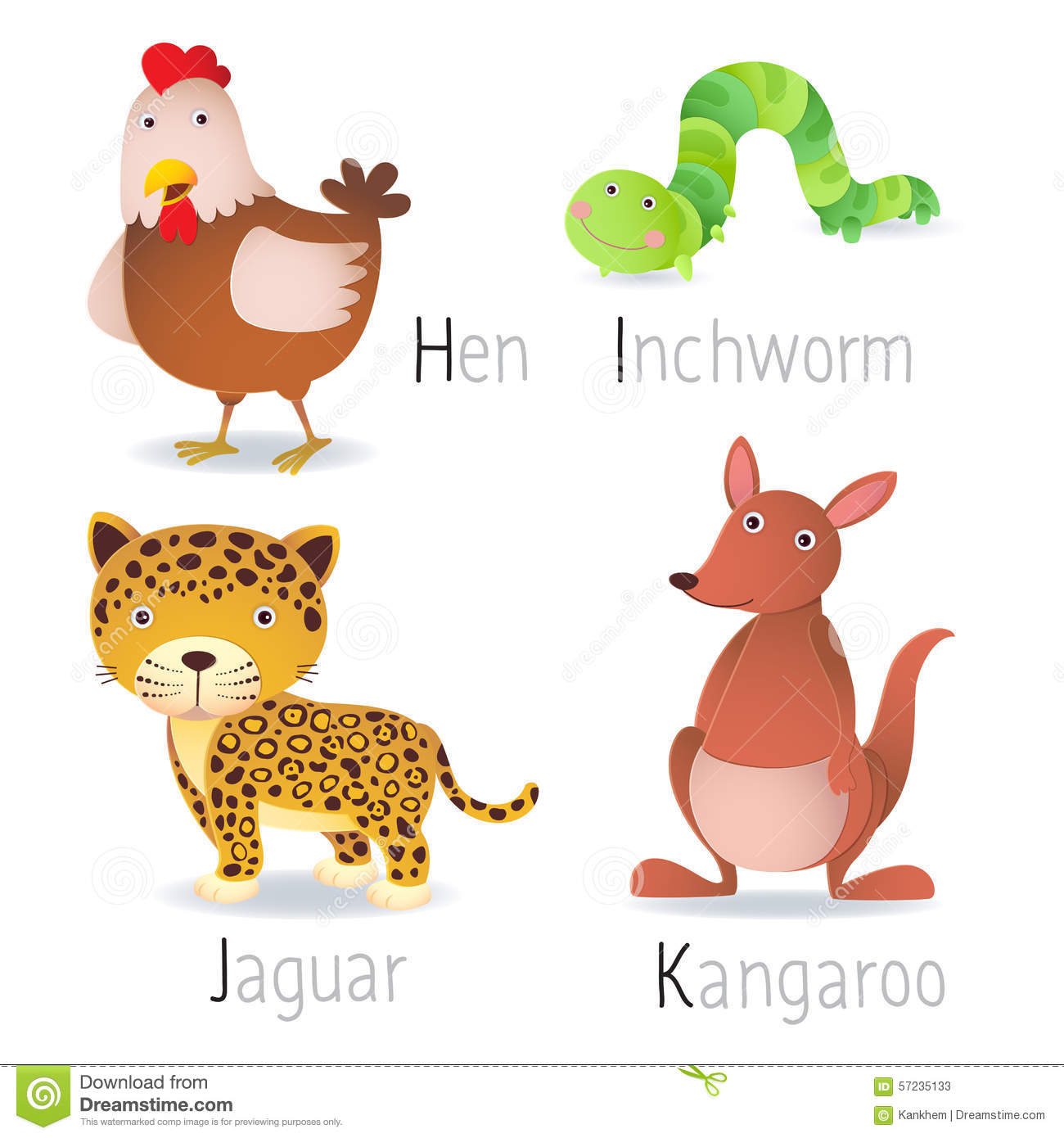 Pictures Of Animals That Start With The Letter K