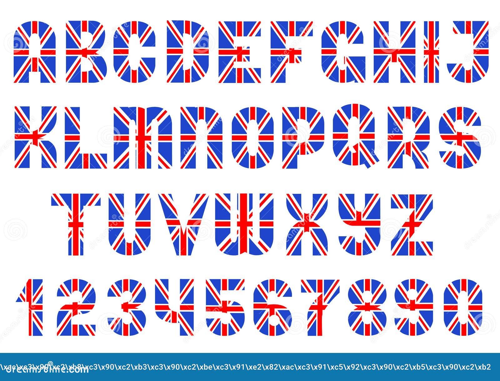 Wine Corks Alphabet Of British Flag Royalty Free Stock Photo Image