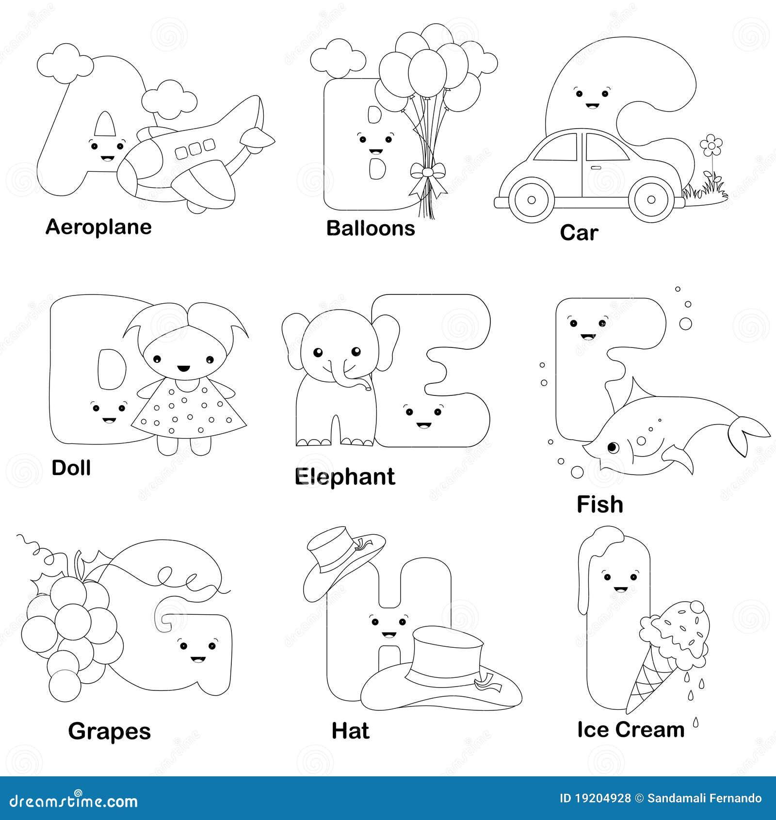 Alphabet coloring games online - Alphabet Z Coloring Pages