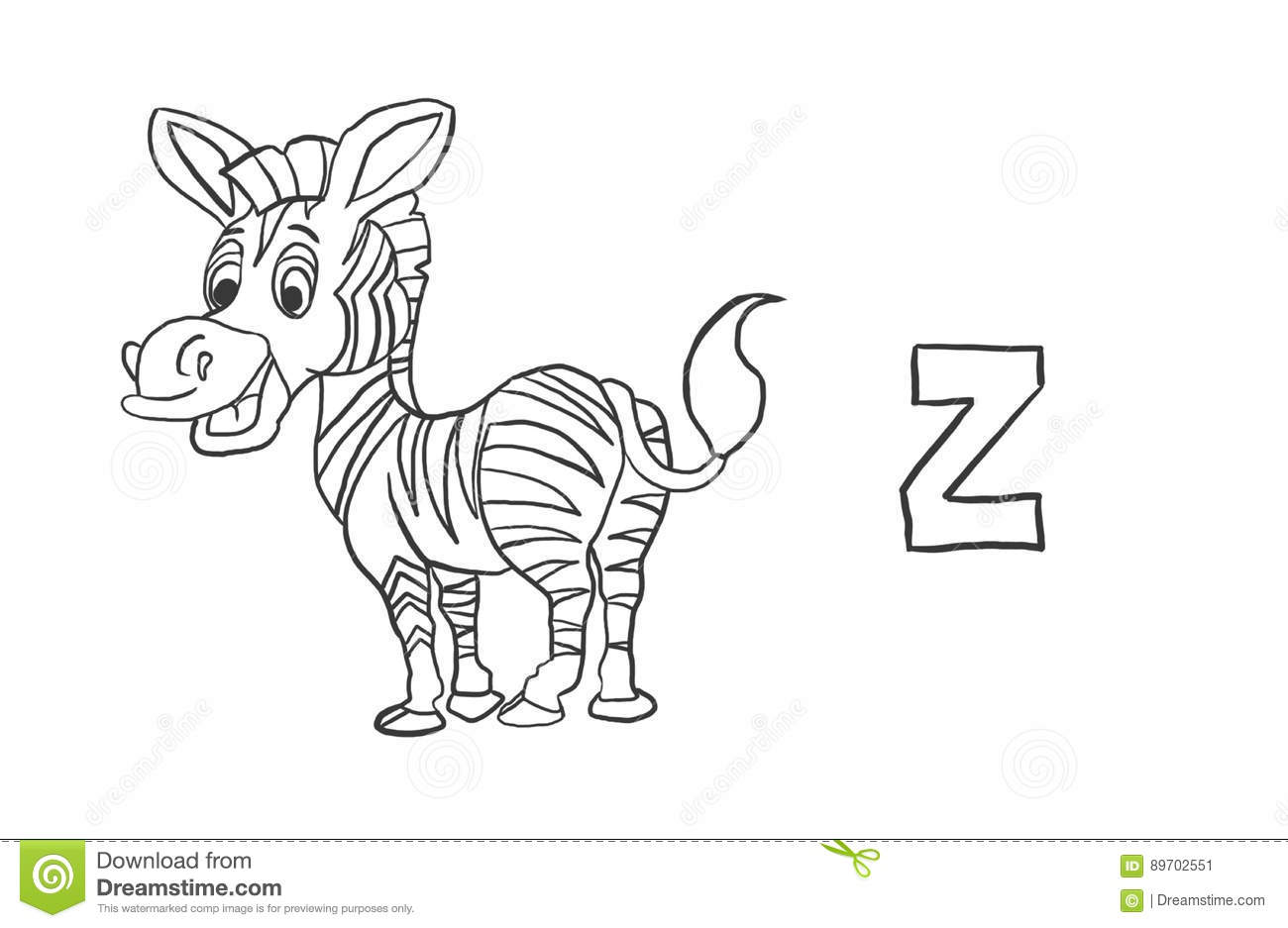 alphabet animals coloring pages cool letter n nightingale animal