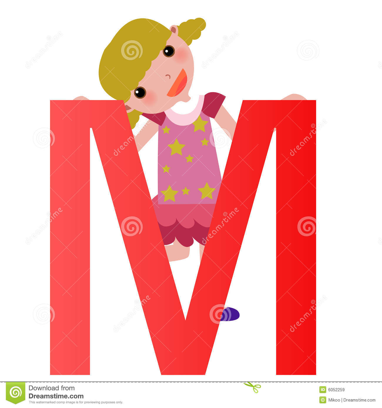 alphabet letter m royalty free stock images image 6052259