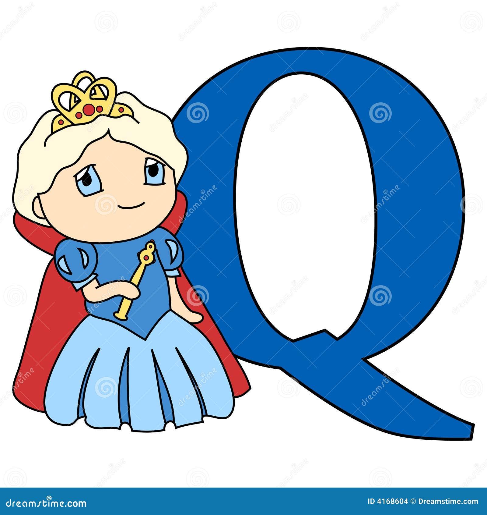Alphabet Letter Q Stock Images Image 4168604