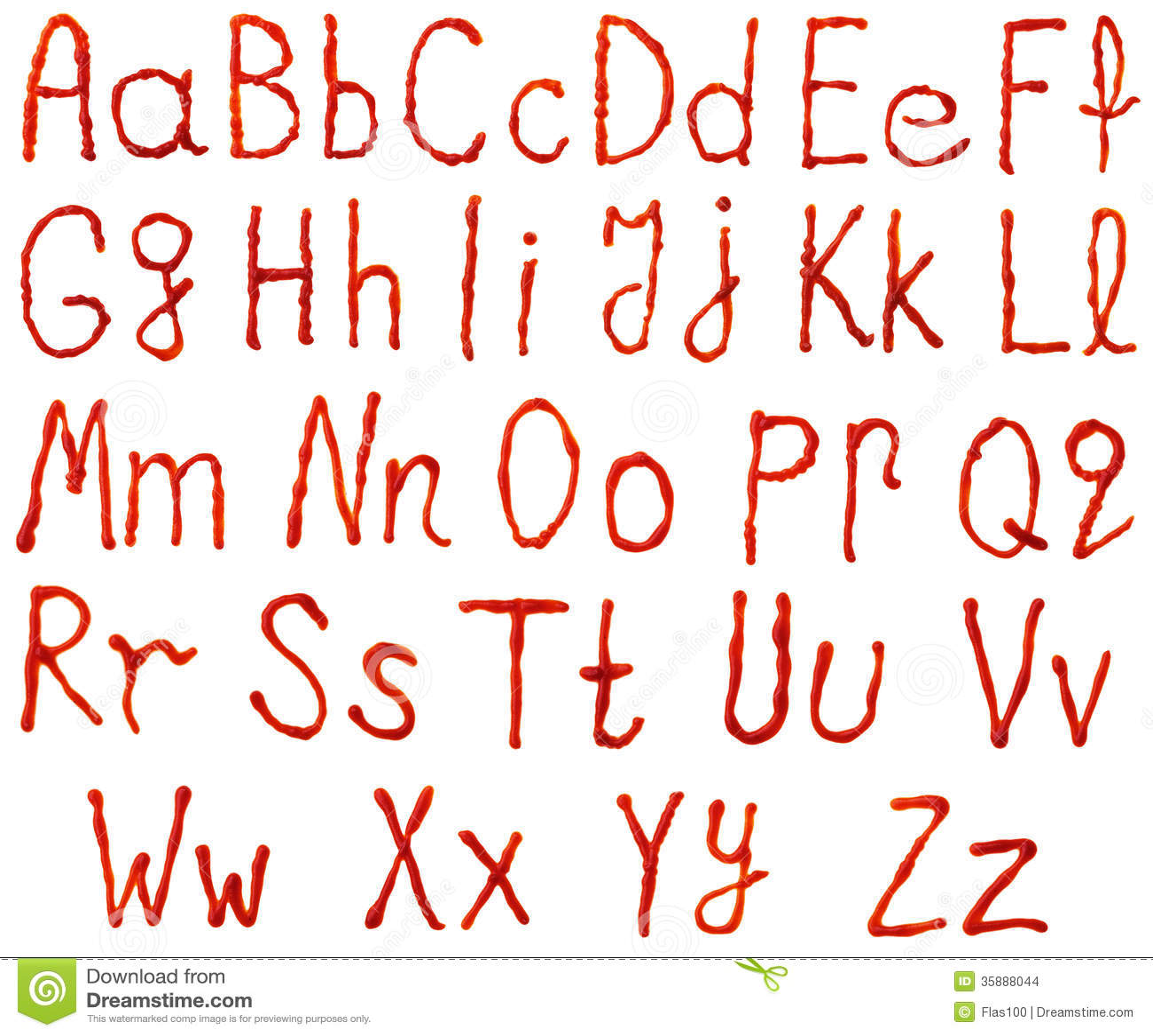 Letters of the Alphabet AZ to Print  Printable Alphabet