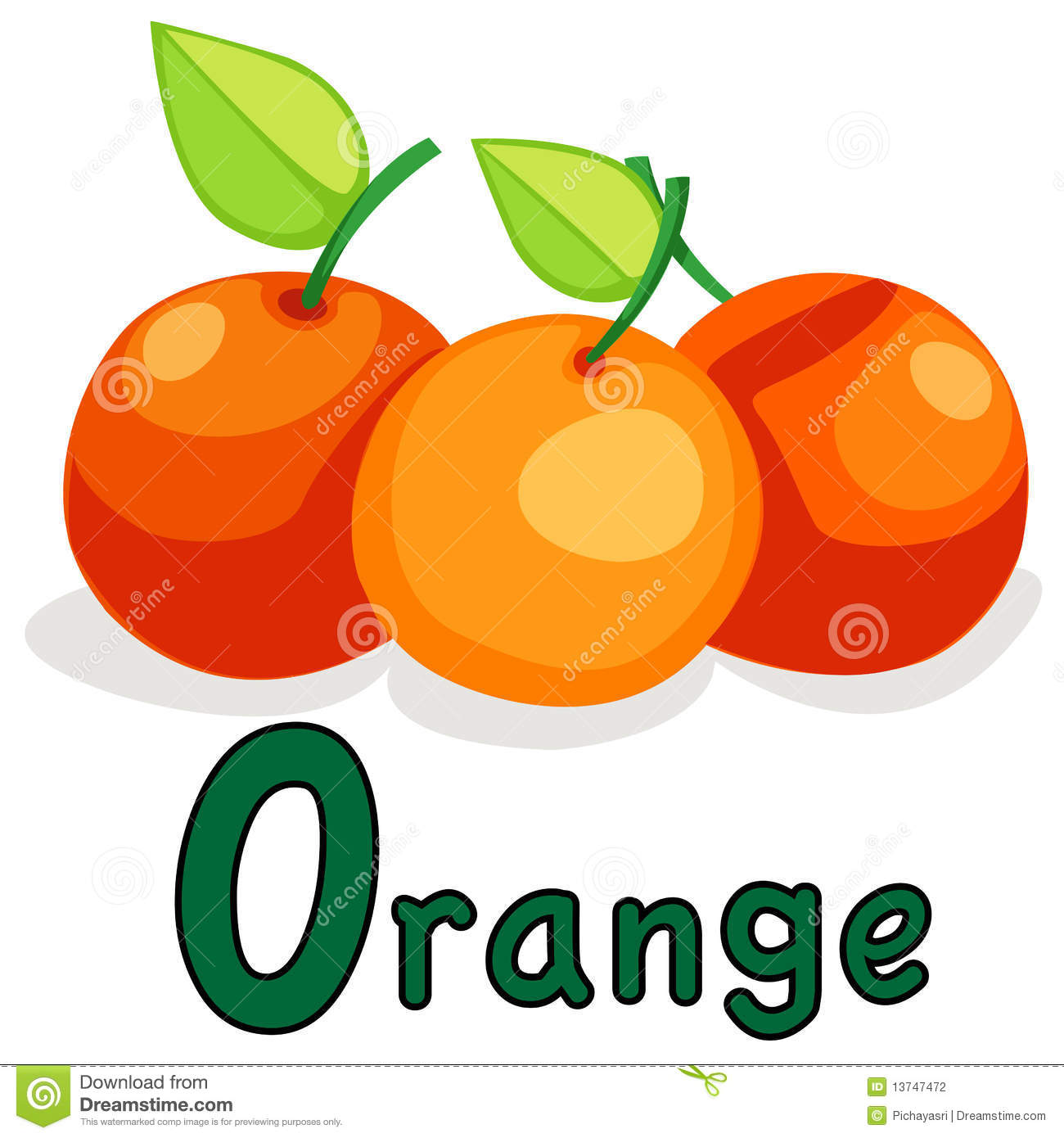Stock Photography Alphabet O Orange Image13747472 on Letter Z Preschool