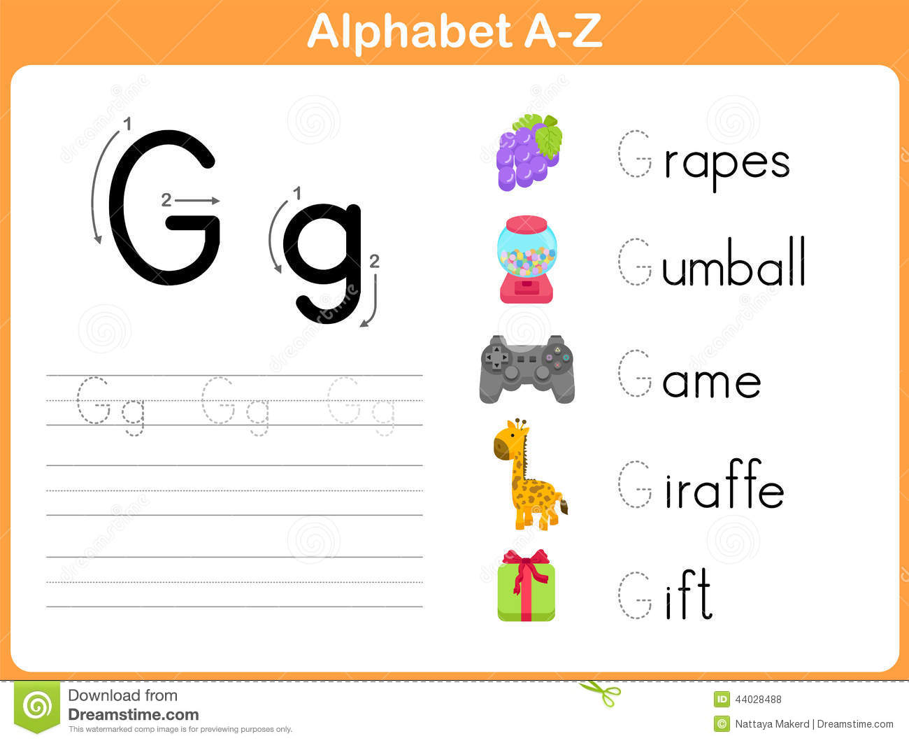 Stock Illustration Alphabet Tracing Worksheet Writing Z Image44028488 on 8 How To Write As In Cursive