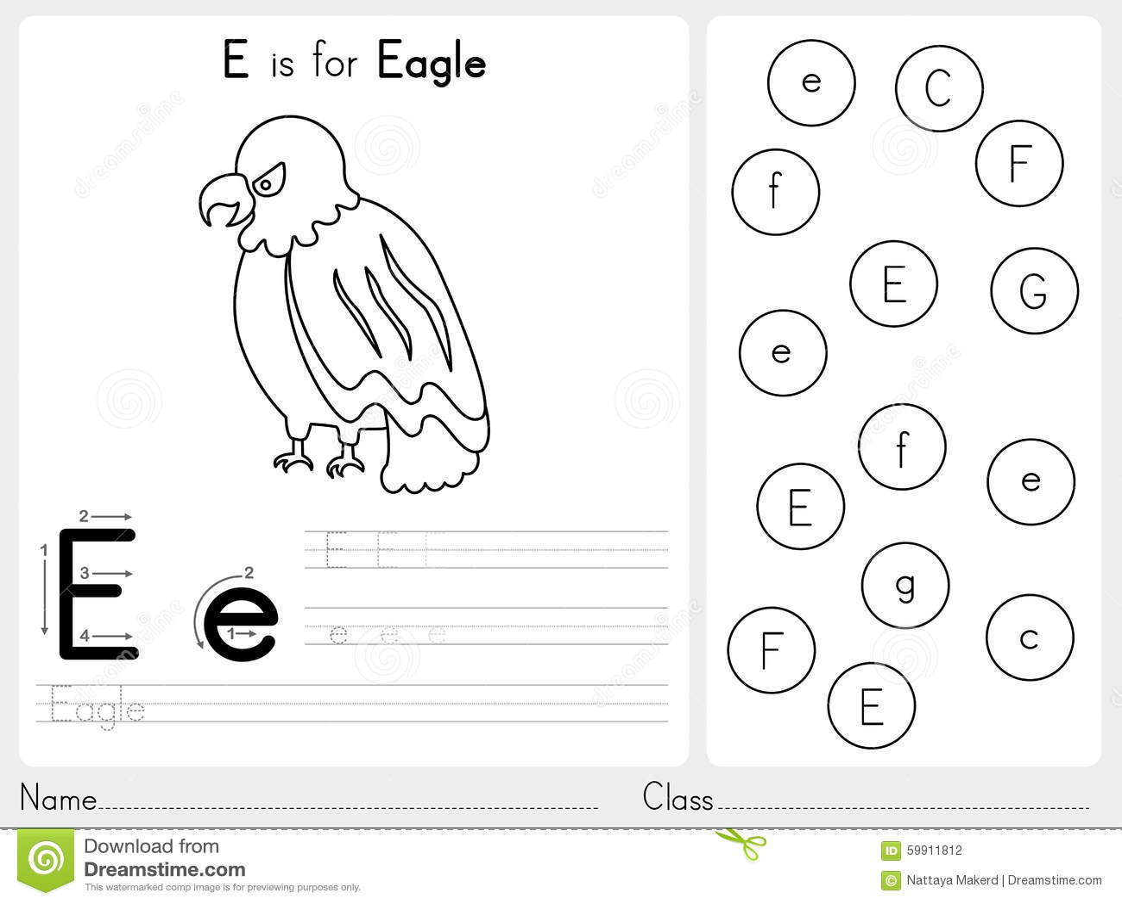 Alphabet A-Z Tracing Und Puzzlespiel Arbeitsblatt, Übungen Für ...