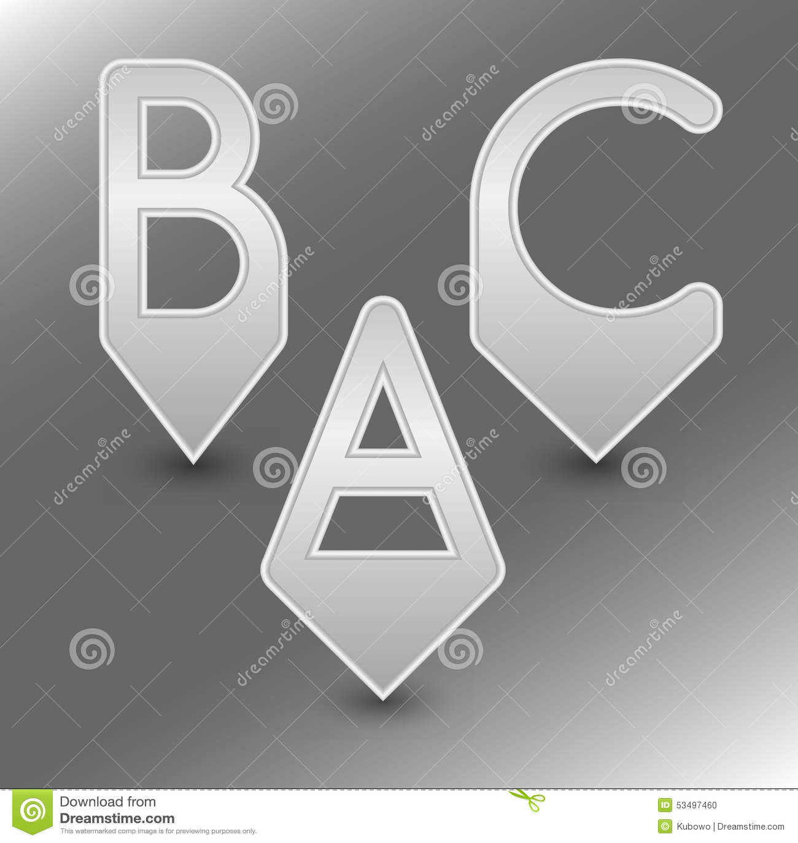 AlphabetPinsABC