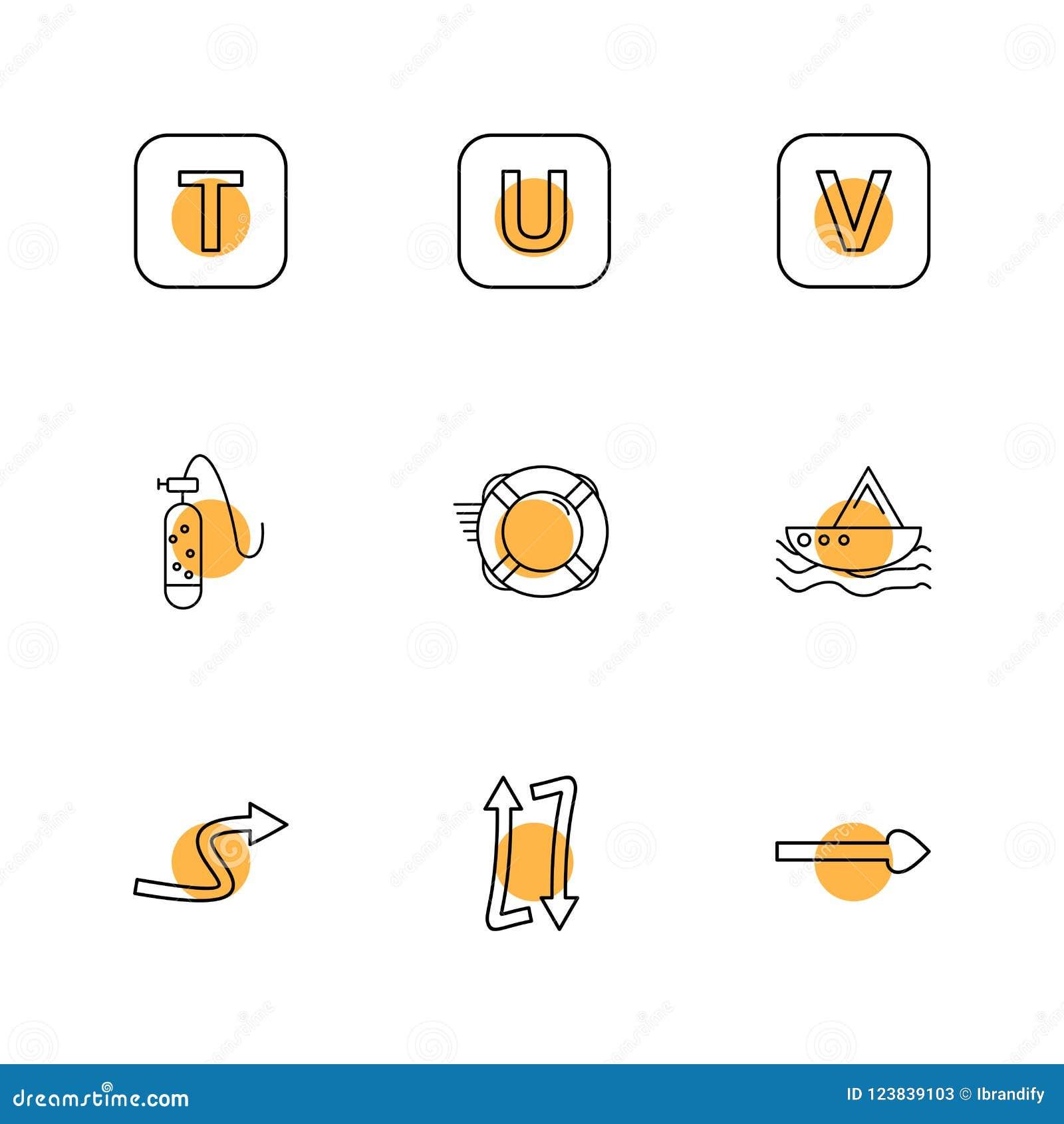 alphabets , sea , food , picnic , summer , eps icons set vector