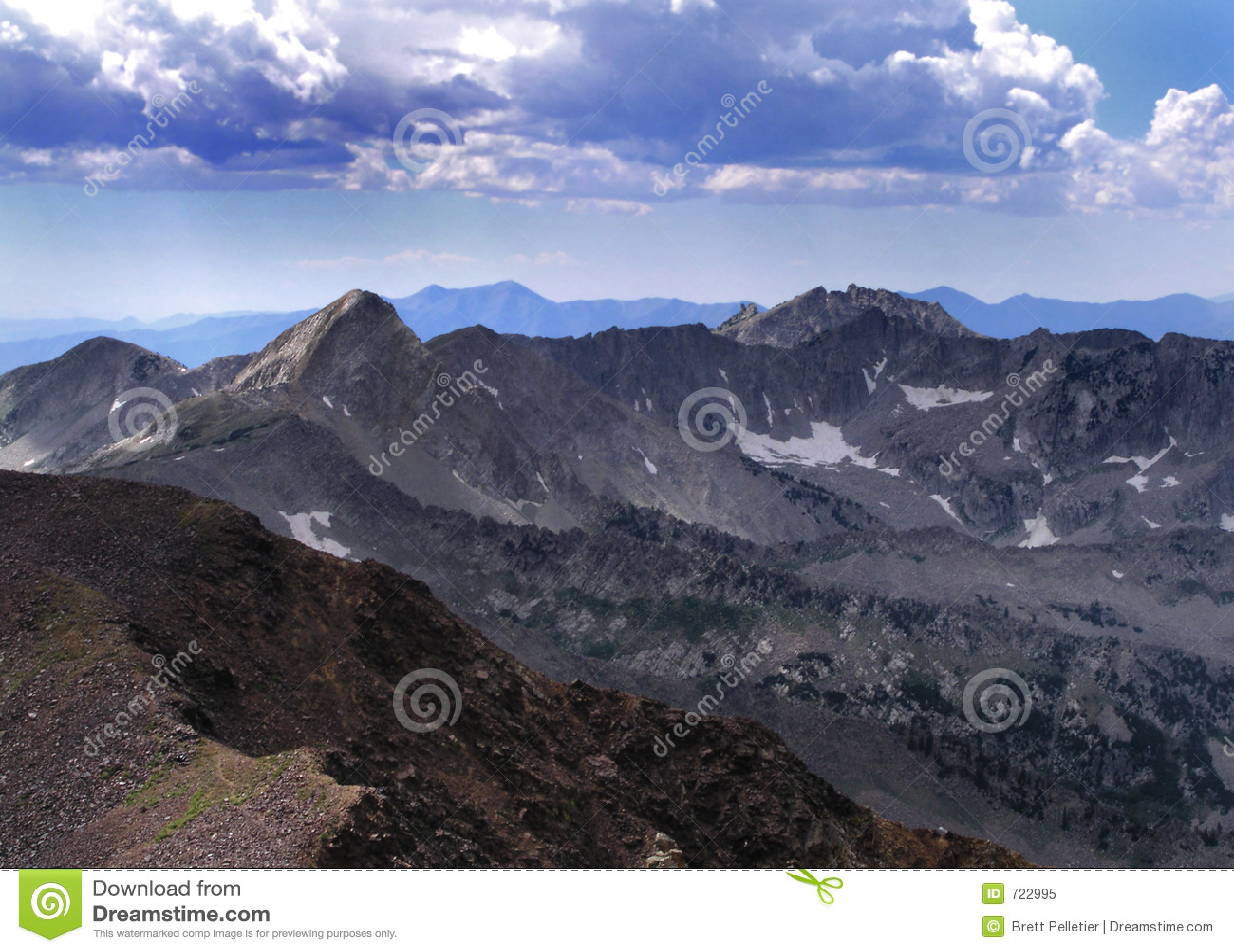 Alpine Kanteberge