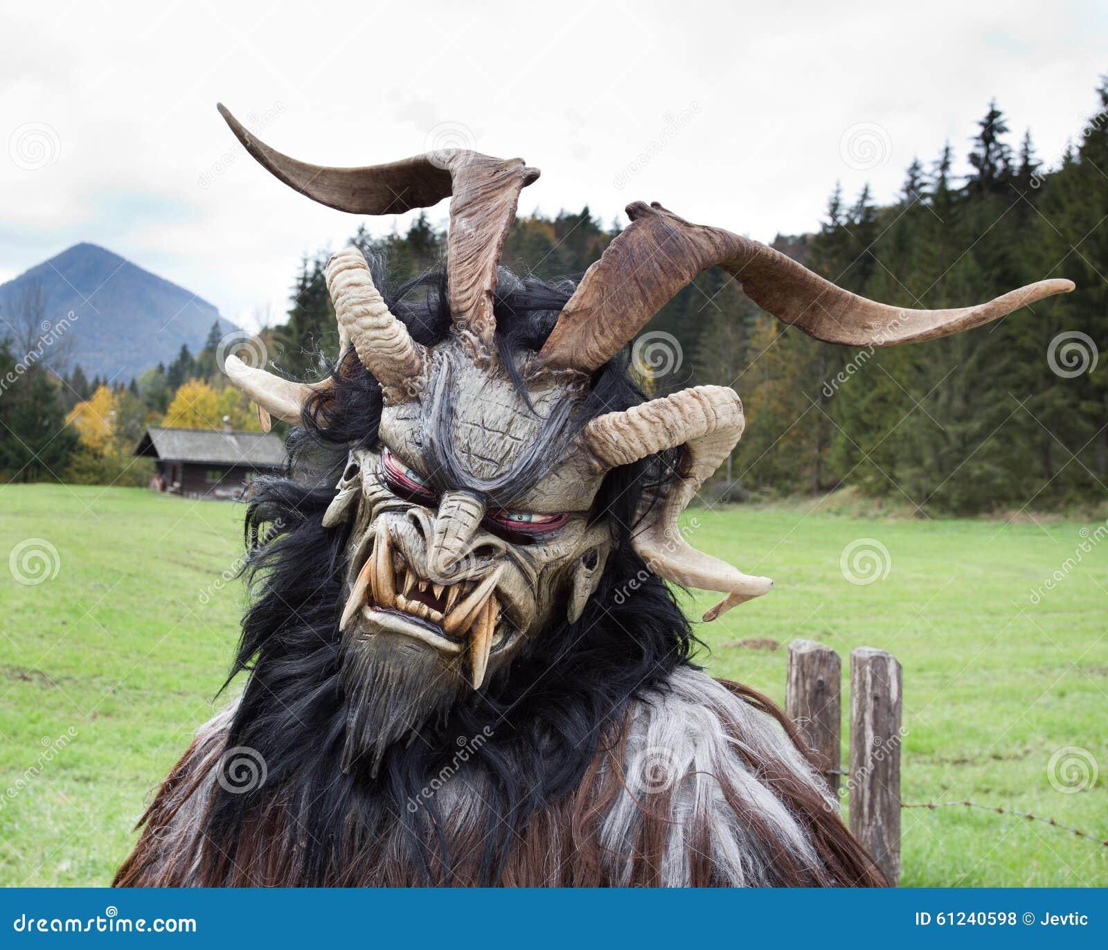 Krampus Mask Stock Images Download 177 Royalty Free Photos