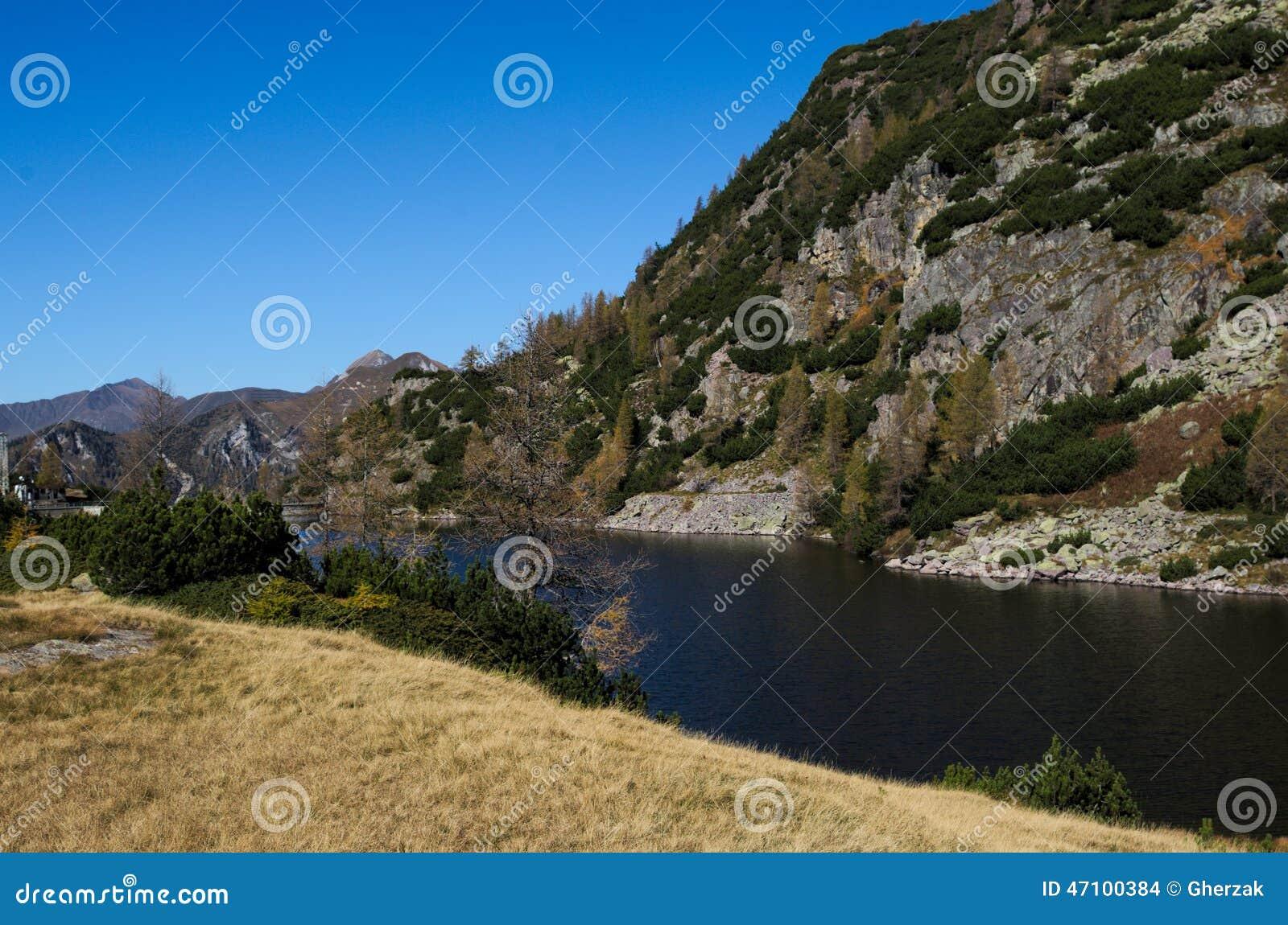 Alpiner See
