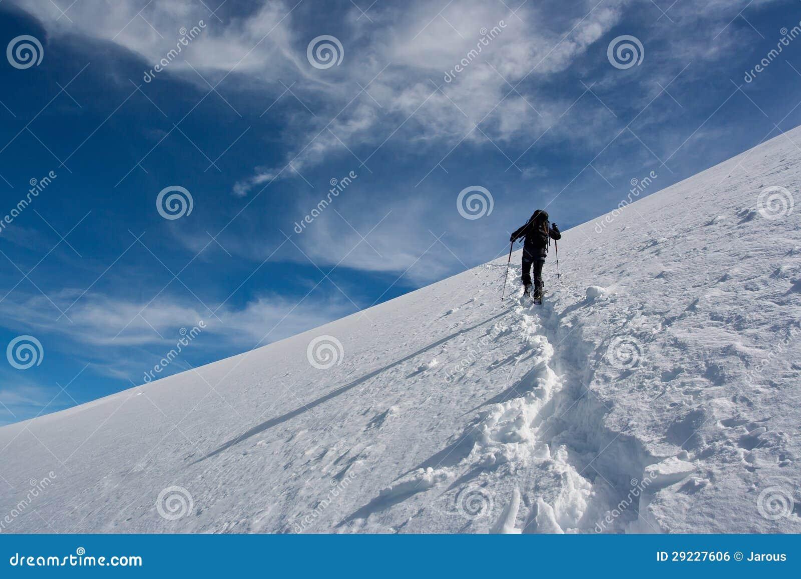 Download Alpinismo foto de stock. Imagem de gorge, outdoor, climber - 29227606