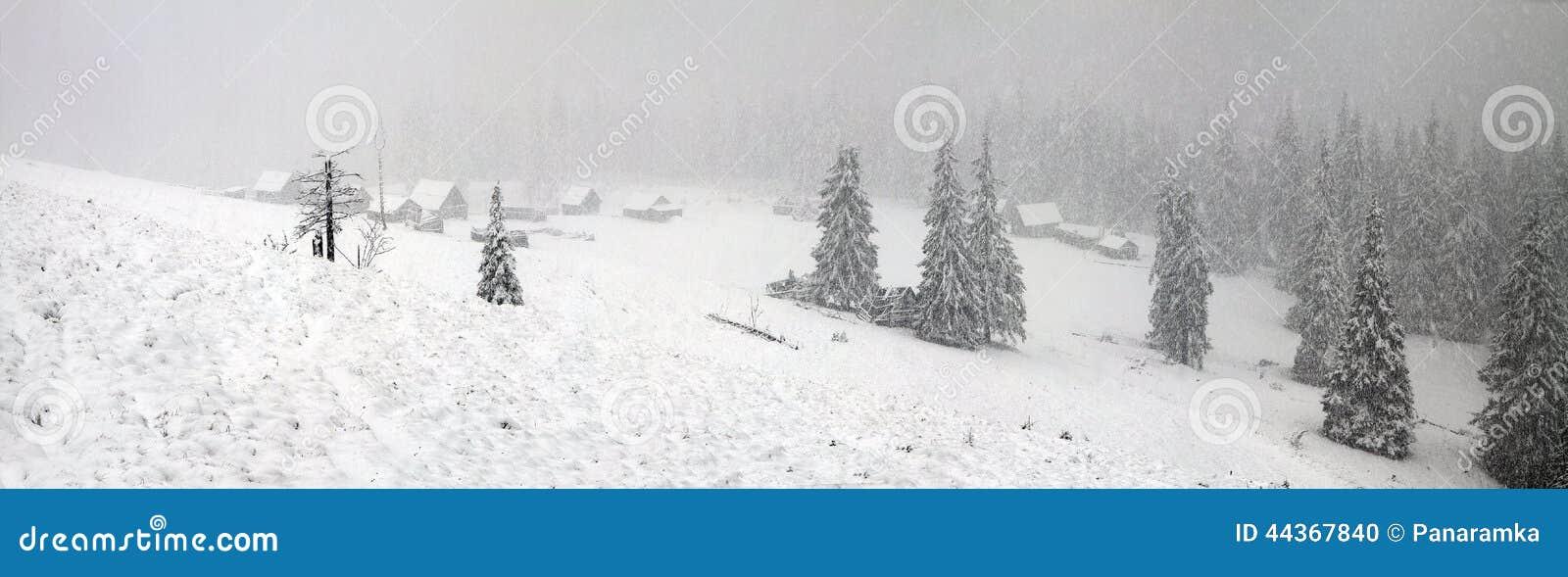 Alpino è il clima