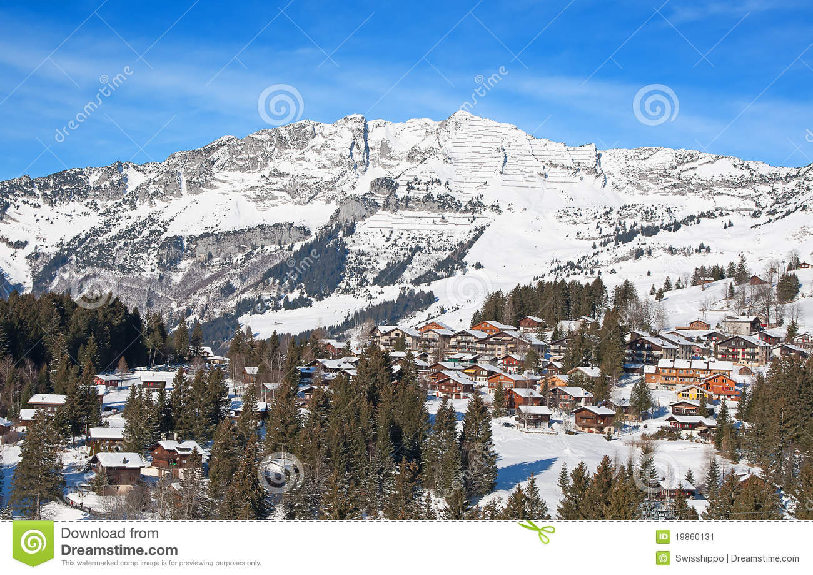 Alps zima