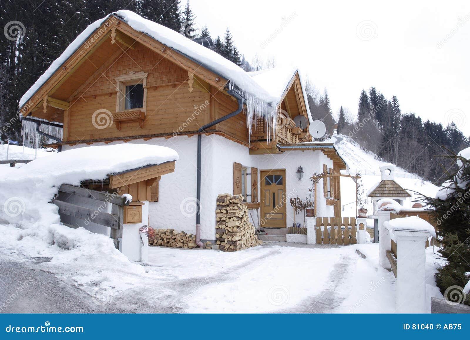 Alpy dom