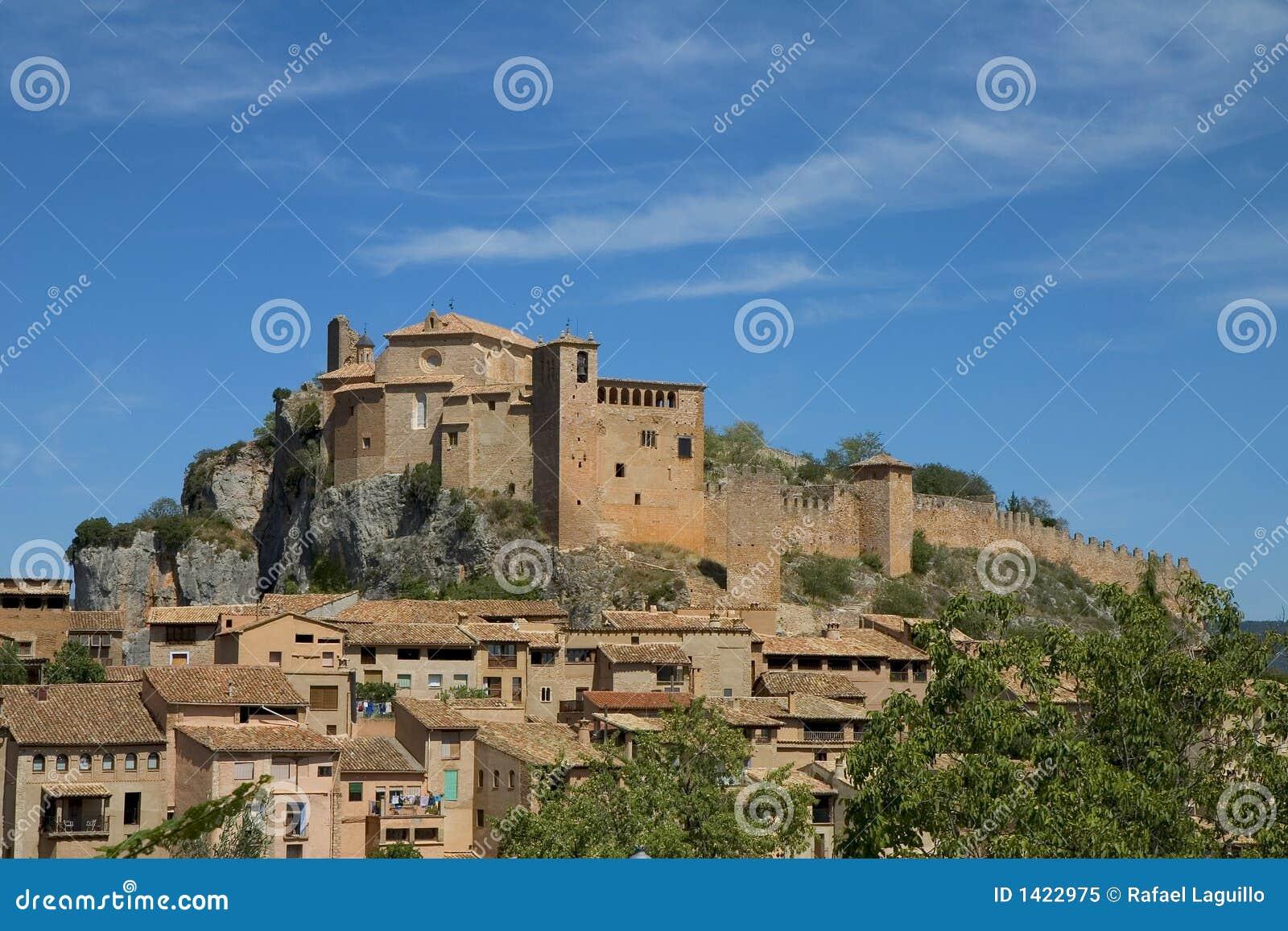 Alquezar Huesca Spain Royalty Free Stock Photo  Image 1422975