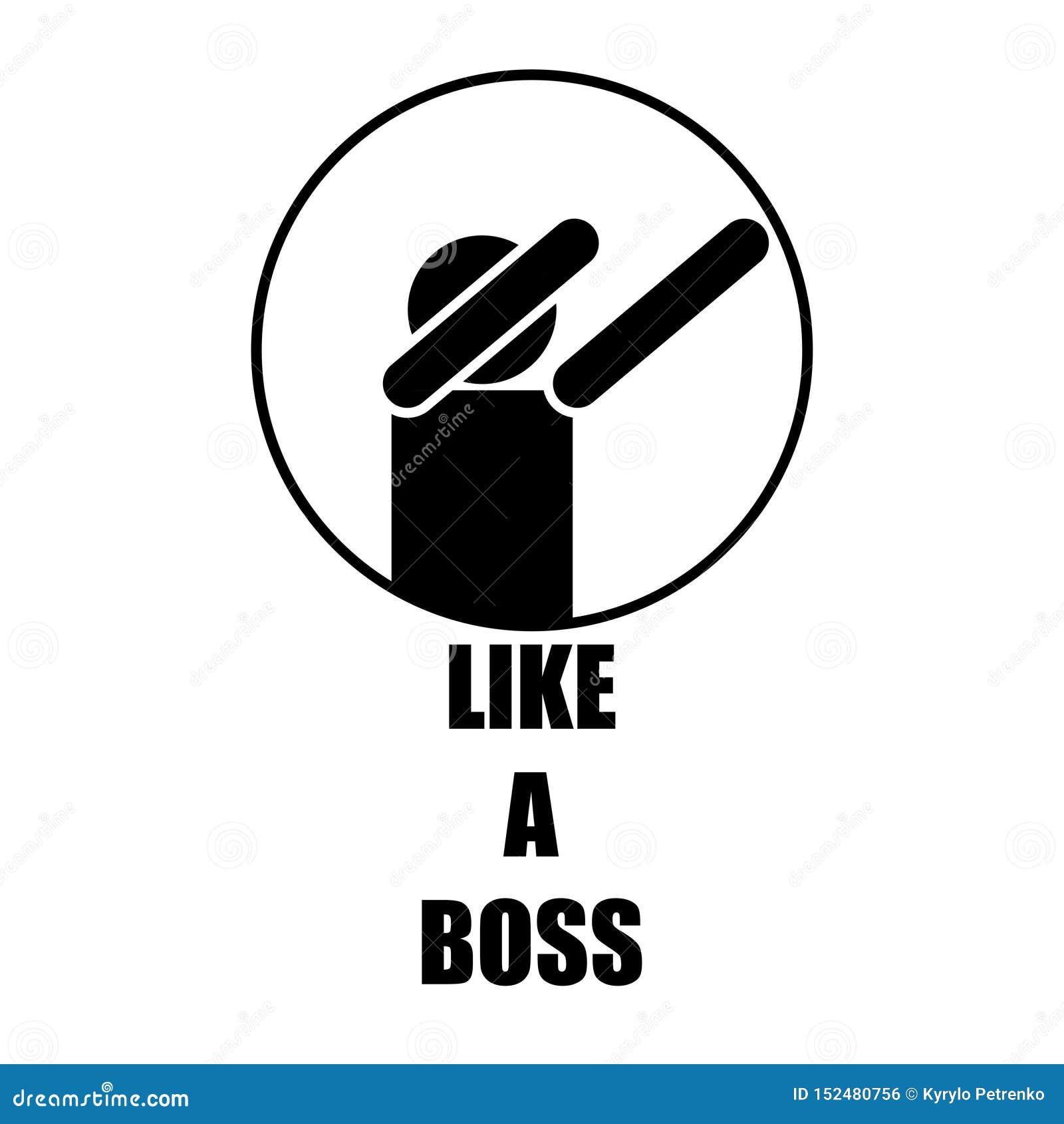 Als een chef- zwart wit pictogram die handen opheffen