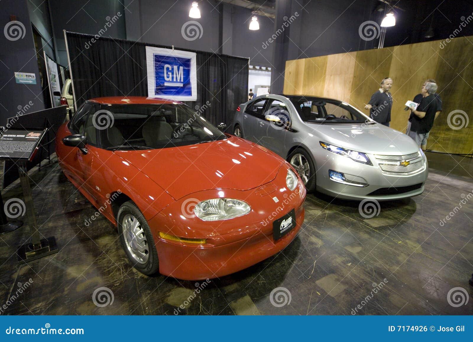 Alt samochodowy samochodów expo gm