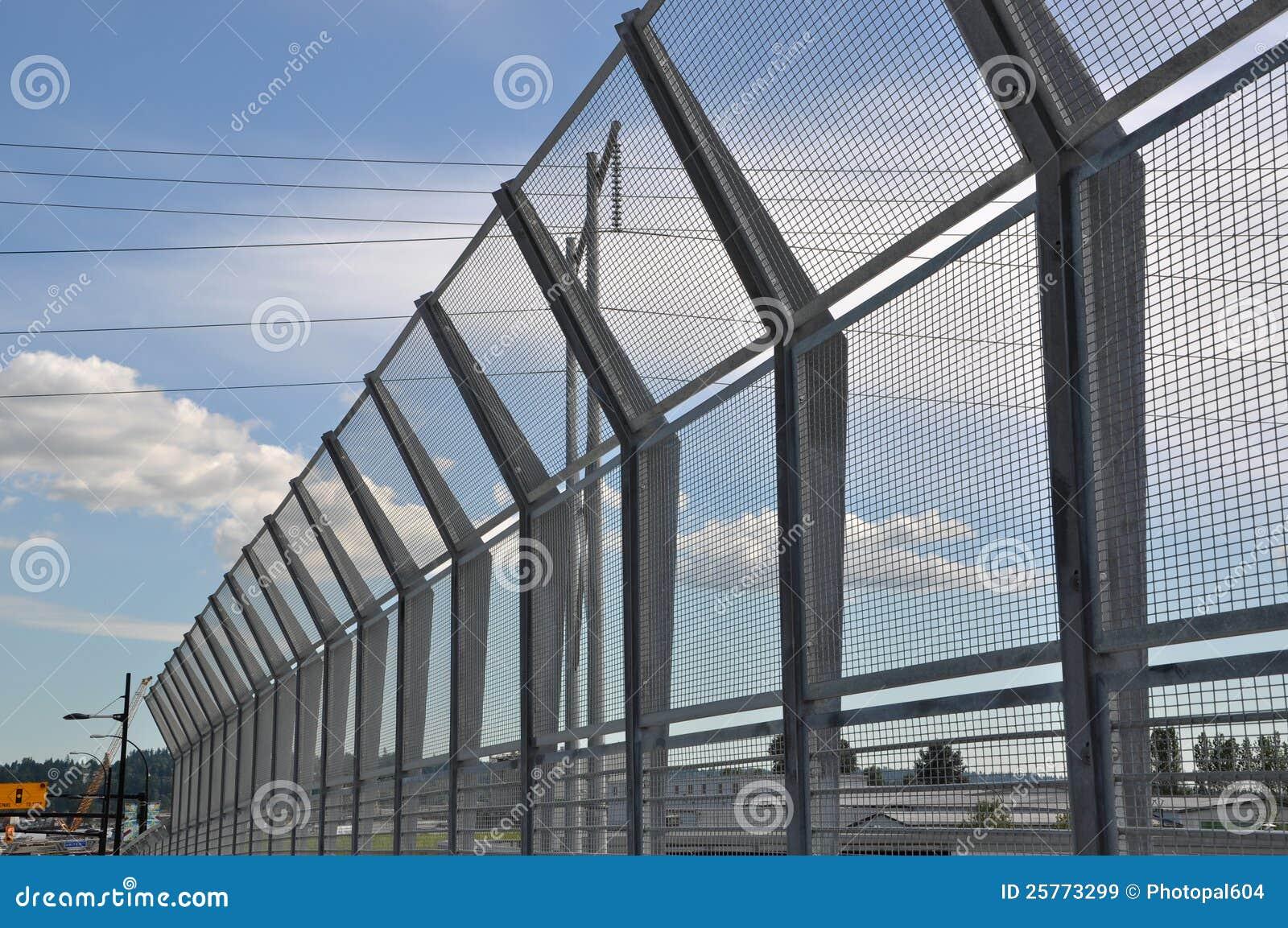 Alta barriera di sicurezza