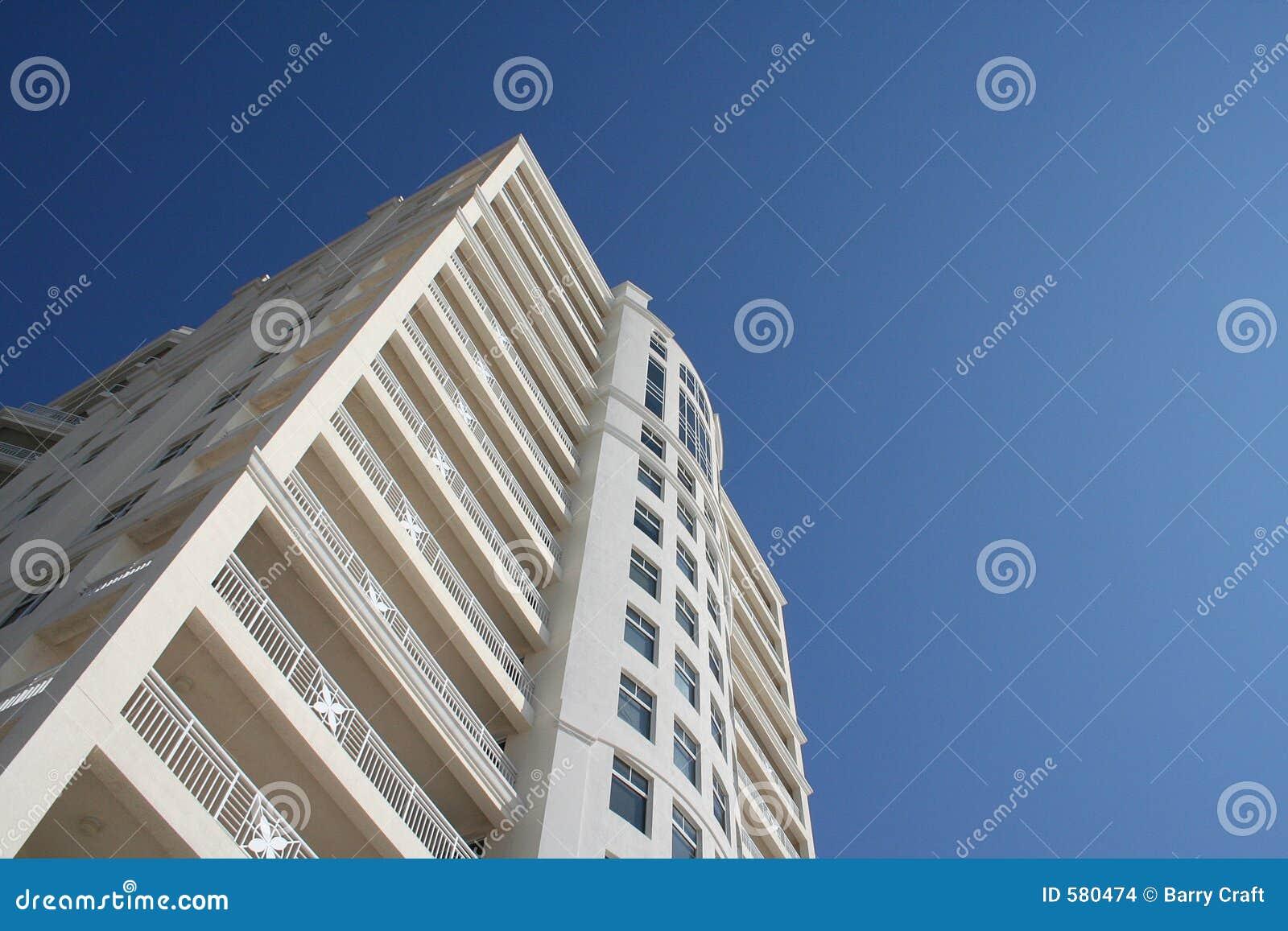 Alta propiedad horizontal de la subida