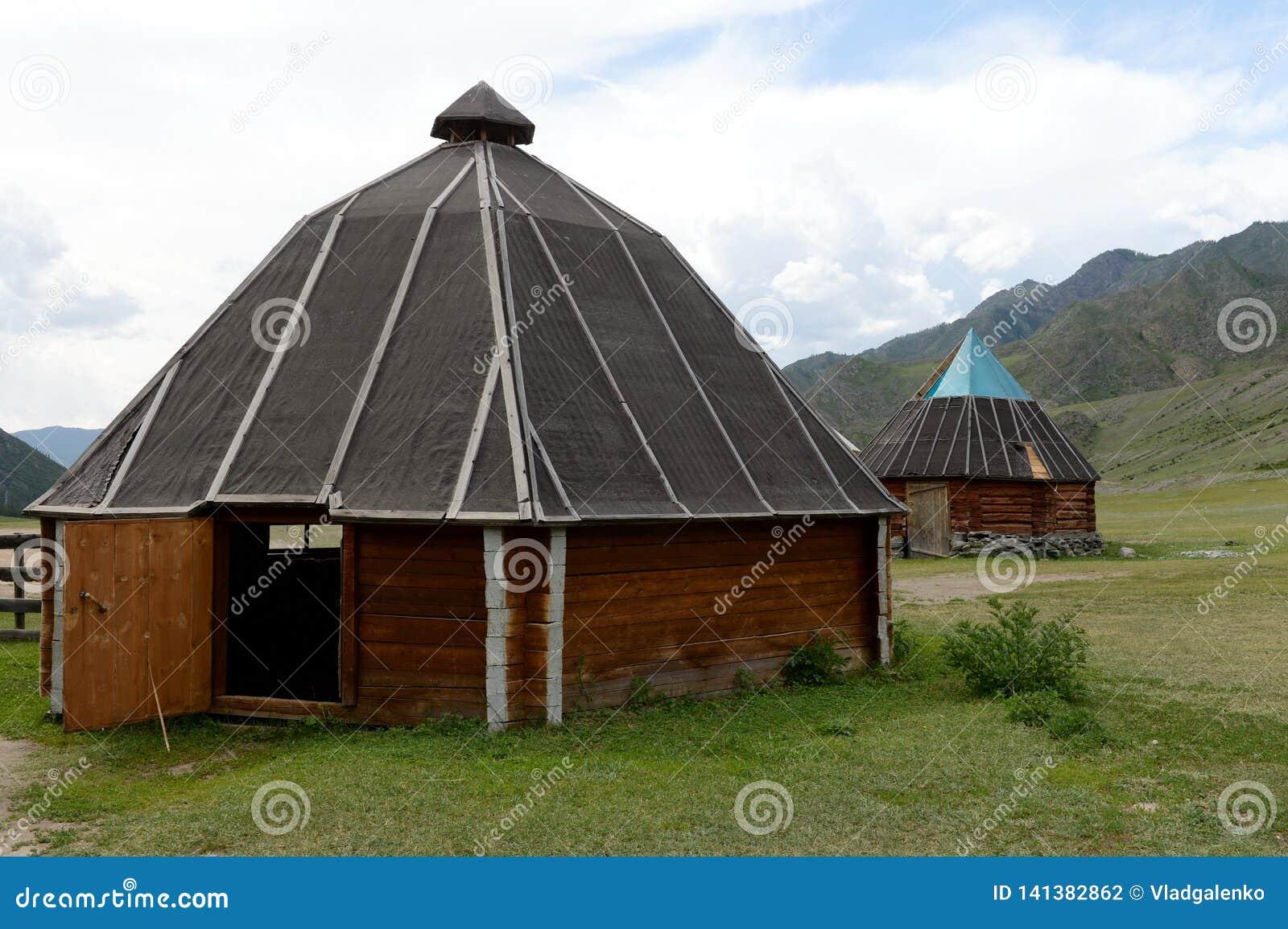 Altai indispone il kalbak-Tash del tratto, Gorny Altai, Siberia, Russia