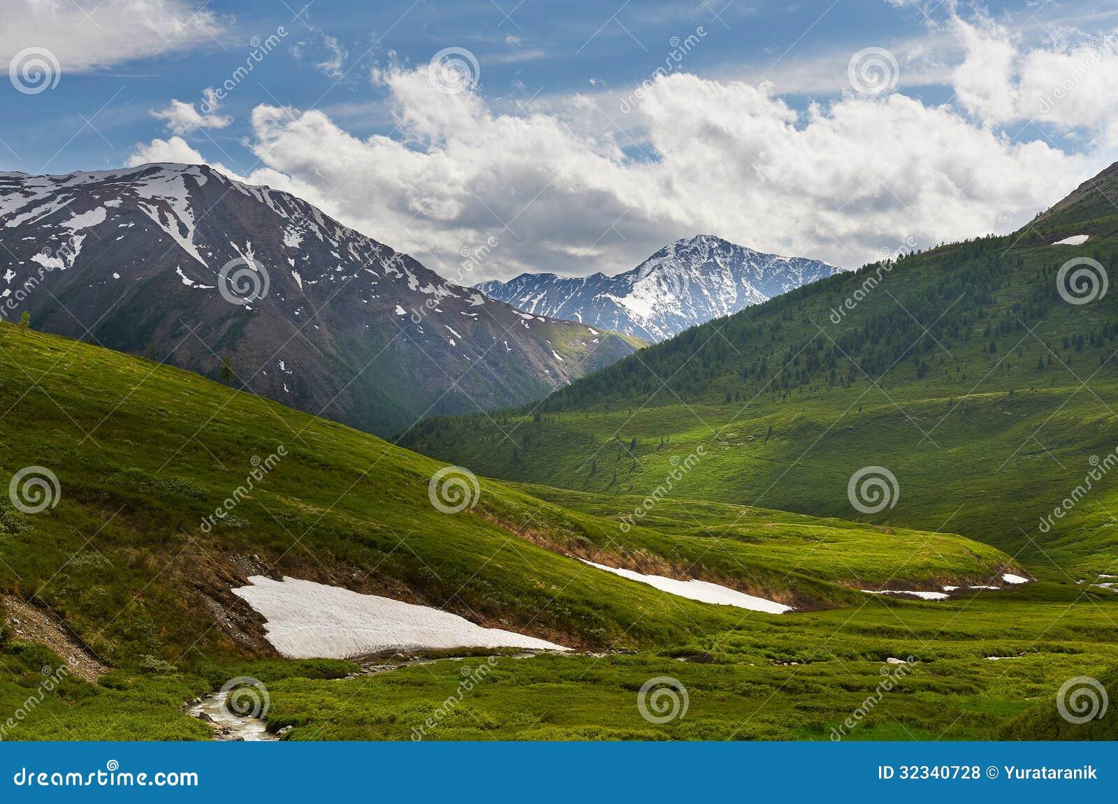 Altai Mountains Royalty Free Stock Photos - Image: 32340728