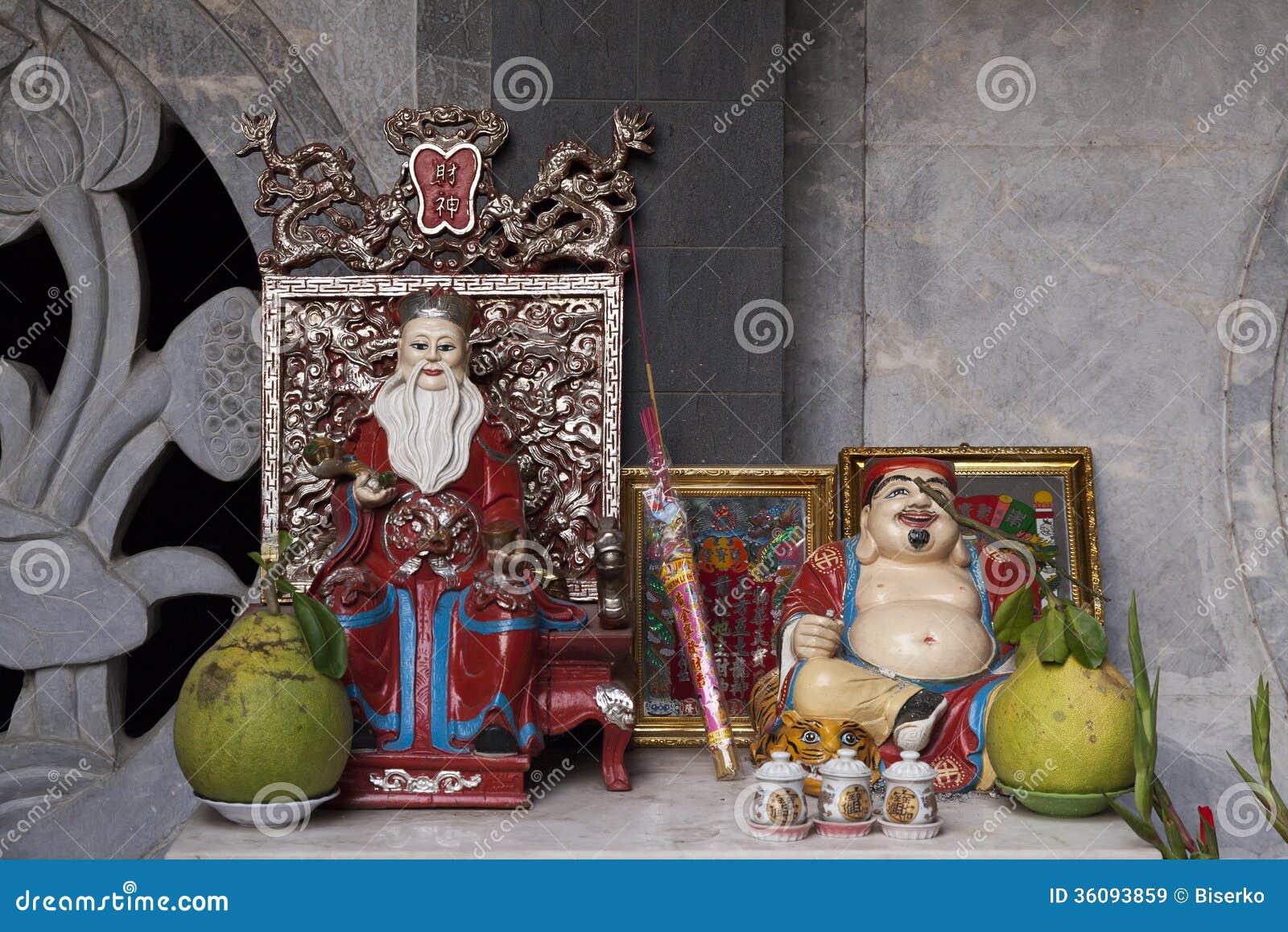 Altar de Budhist