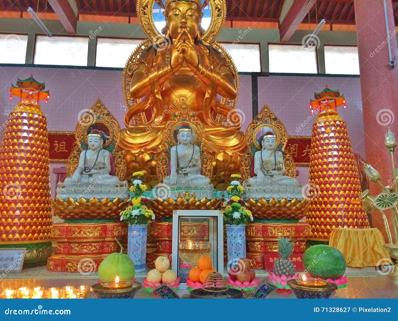 Altar del templo