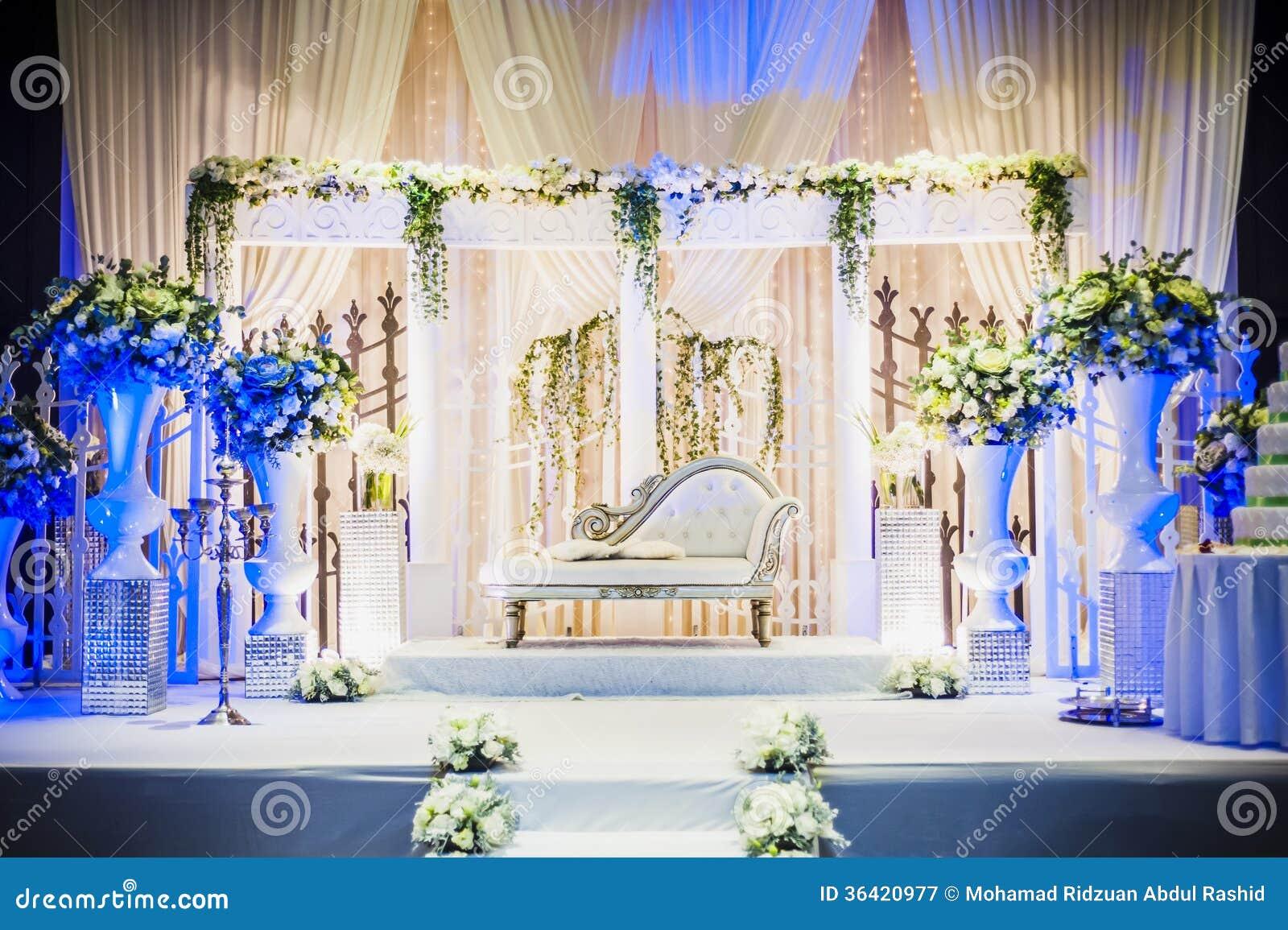 Altar do casamento