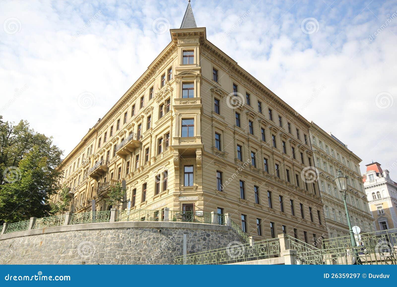 Alte Architektur
